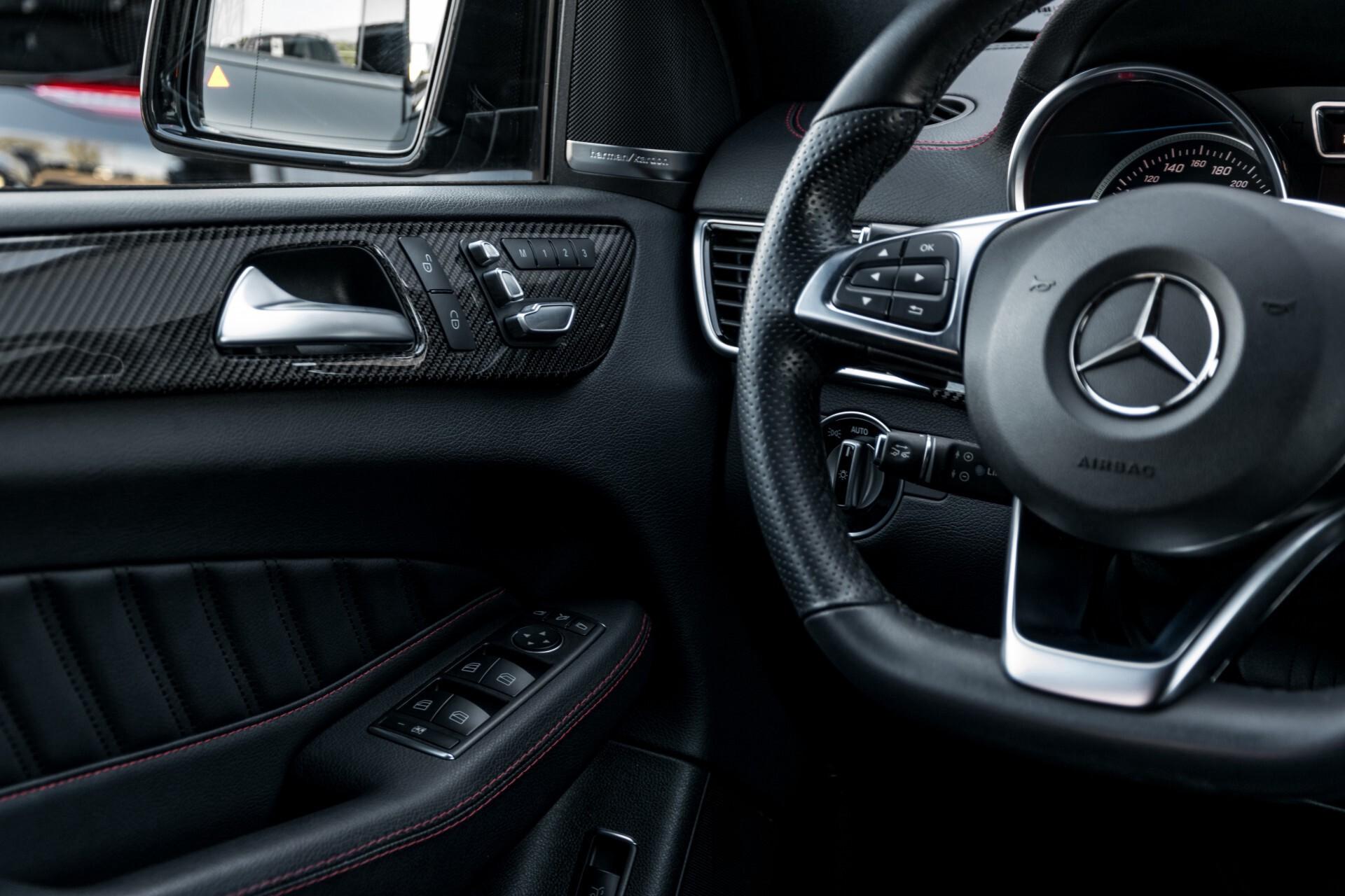 Mercedes-Benz GLE Coupé 350 d 4-M AMG Active Curve/Entertainment/Carbon/Distronic/Keyless/Night Aut9 Foto 47