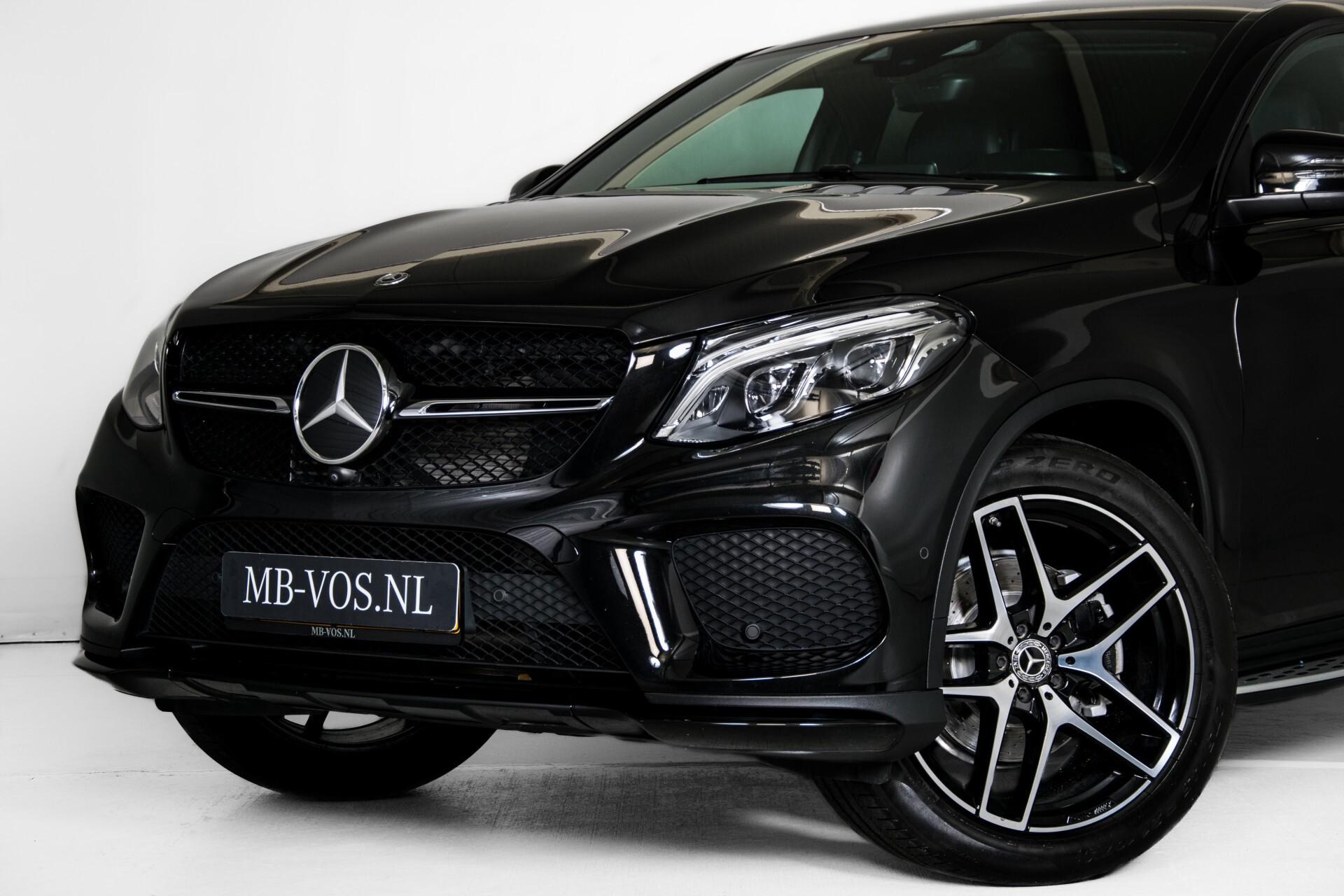 Mercedes-Benz GLE Coupé 350 d 4-M AMG Active Curve/Entertainment/Carbon/Distronic/Keyless/Night Aut9 Foto 63