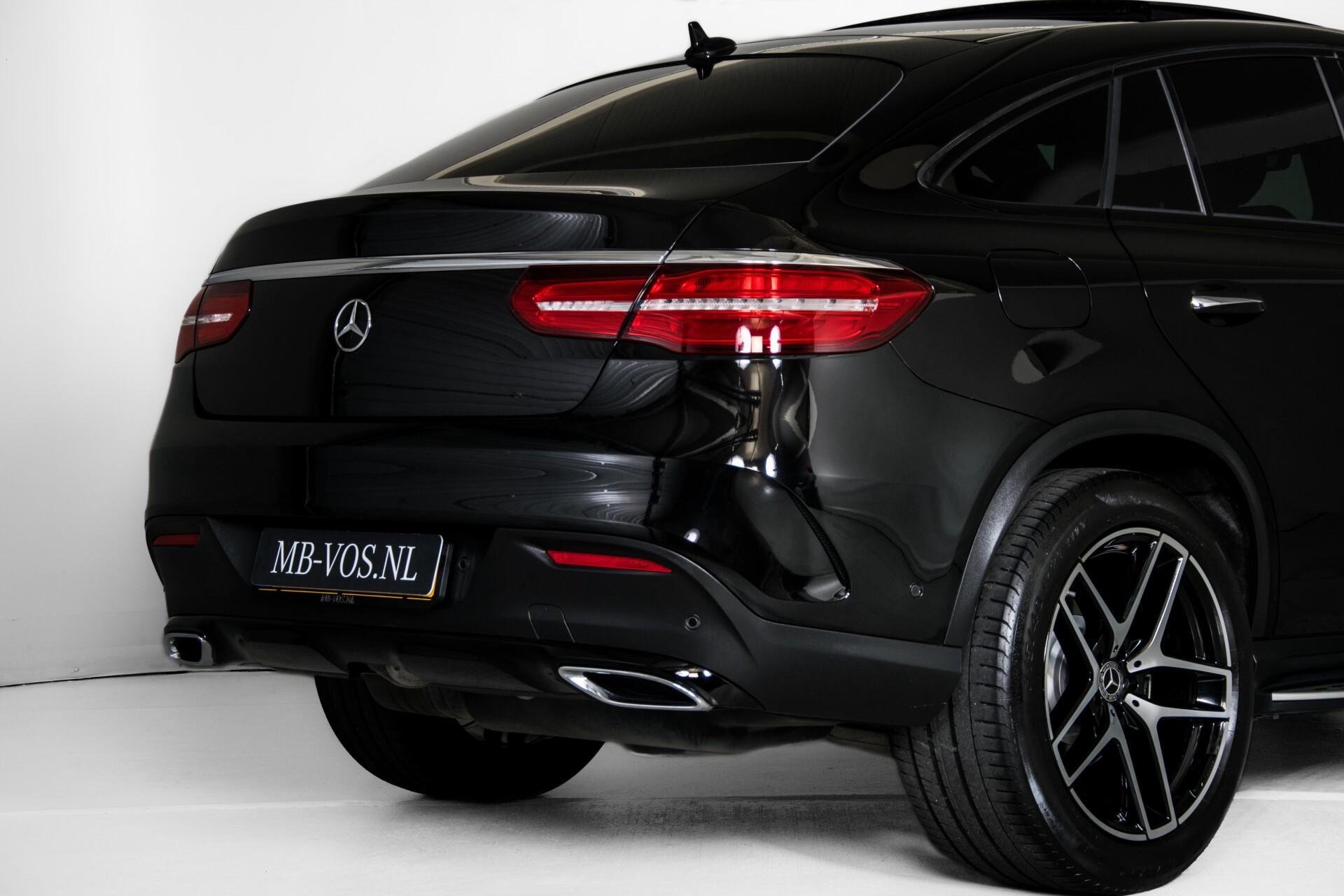 Mercedes-Benz GLE Coupé 350 d 4-M AMG Active Curve/Entertainment/Carbon/Distronic/Keyless/Night Aut9 Foto 64