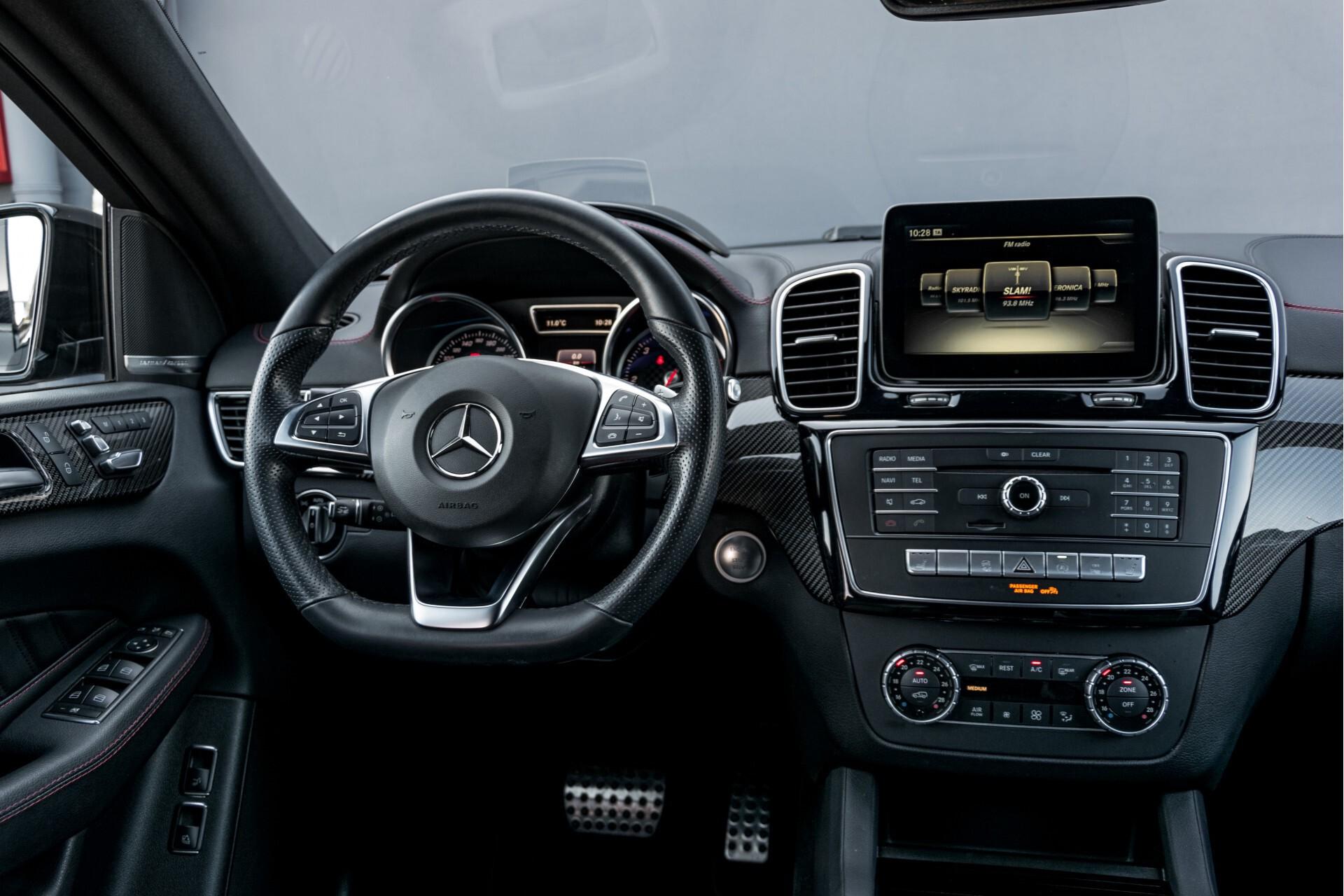 Mercedes-Benz GLE Coupé 350 d 4-M AMG Active Curve/Entertainment/Carbon/Distronic/Keyless/Night Aut9 Foto 7