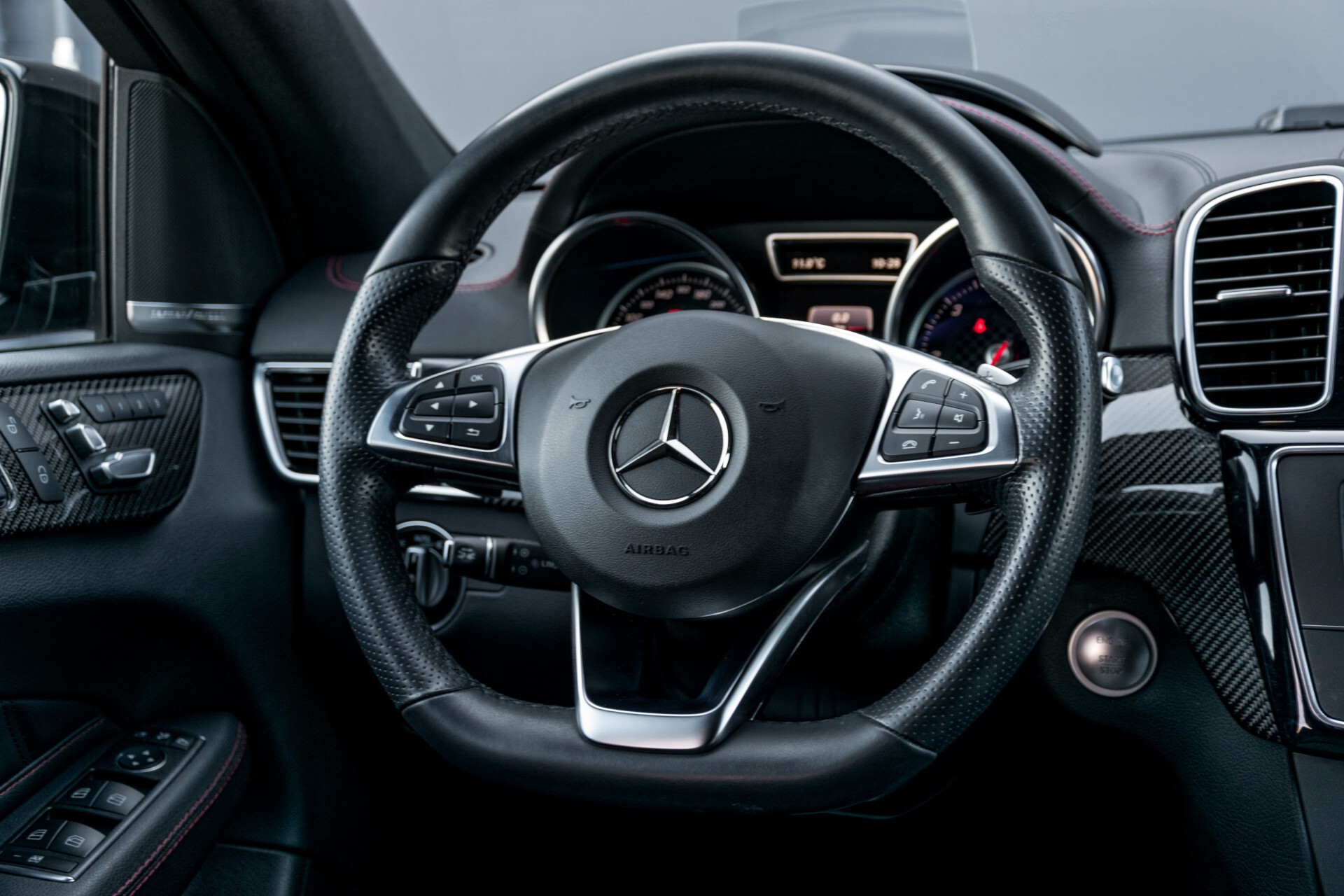 Mercedes-Benz GLE Coupé 350 d 4-M AMG Active Curve/Entertainment/Carbon/Distronic/Keyless/Night Aut9 Foto 8