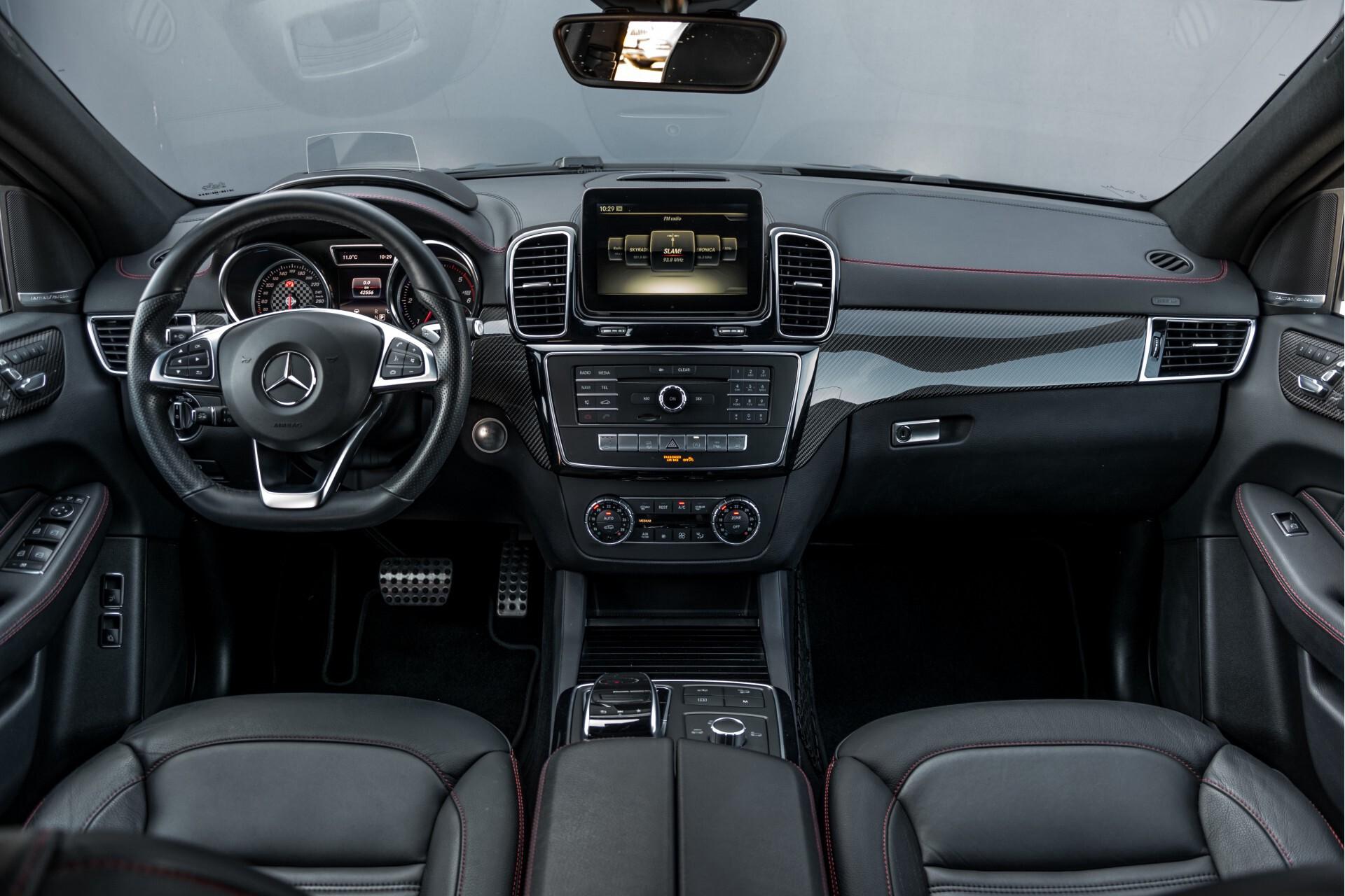 Mercedes-Benz GLE Coupé 350 d 4-M AMG Active Curve/Entertainment/Carbon/Distronic/Keyless/Night Aut9 Foto 9
