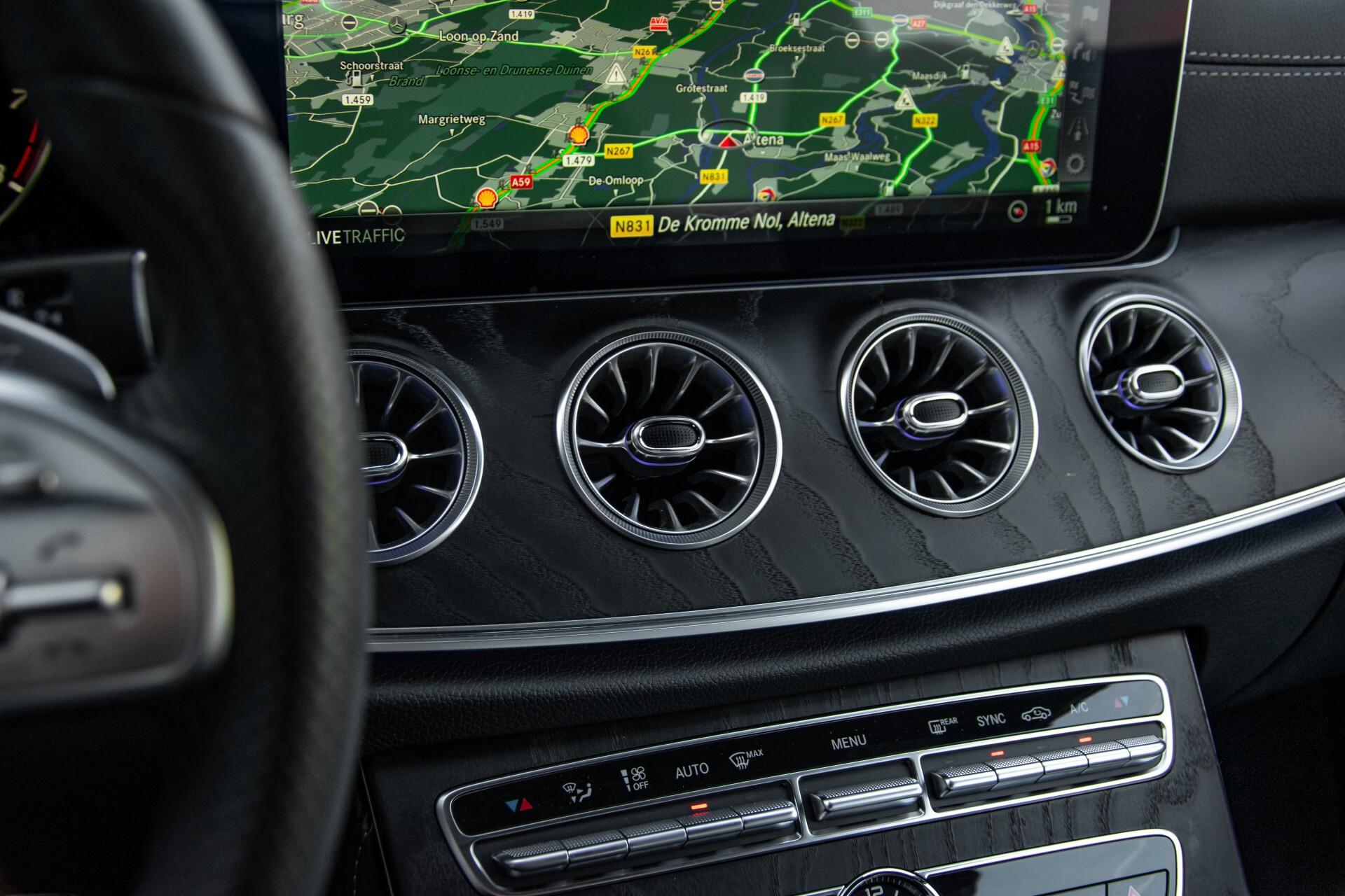 Mercedes-Benz E-Klasse Cabrio 350 AMG Night Distronic Pro/Burmester/Widescreen/Mem/Camera/Dynamic Body Aut9 Foto 21