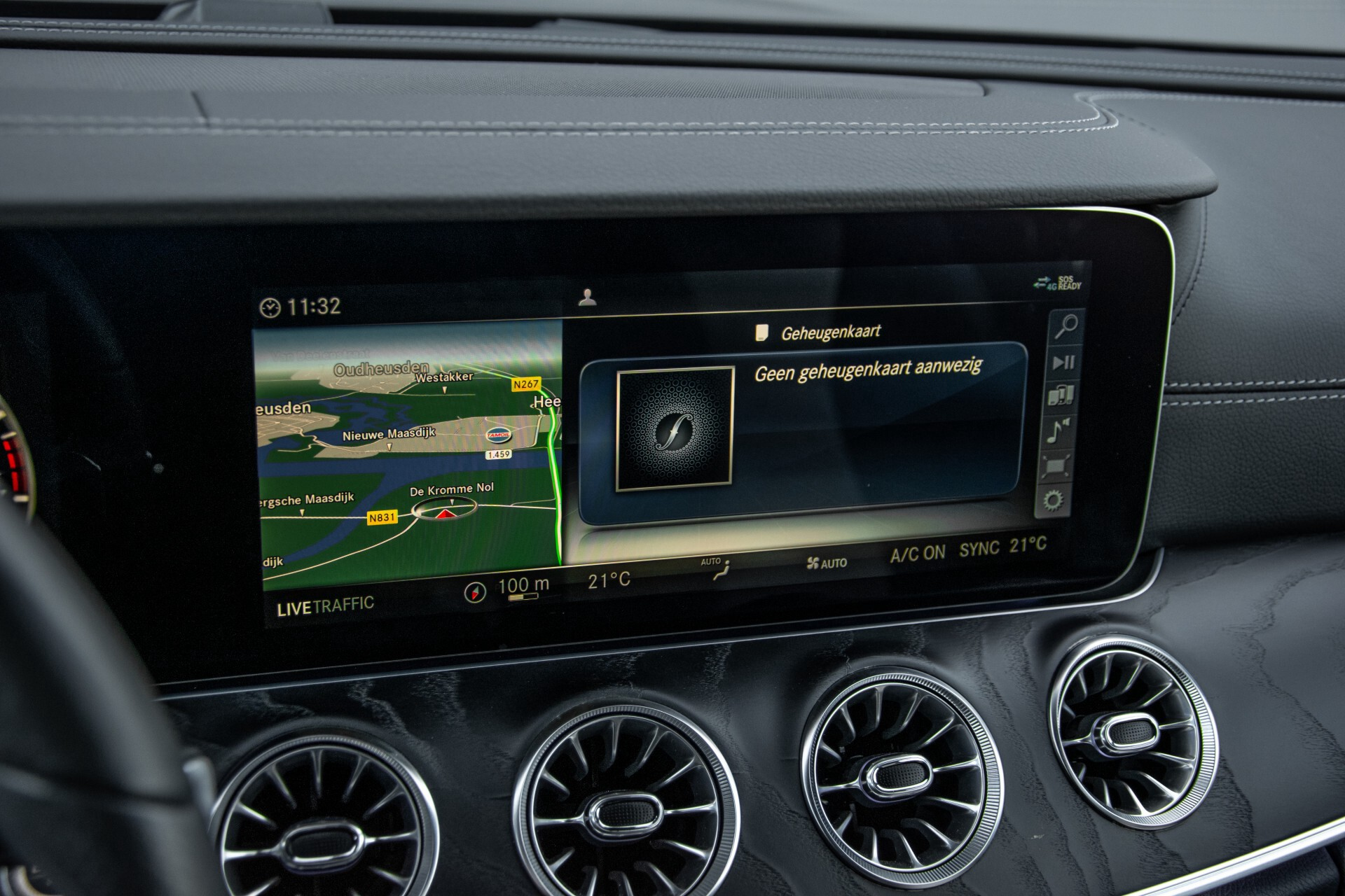 Mercedes-Benz E-Klasse Cabrio 350 AMG Night Distronic Pro/Burmester/Widescreen/Mem/Camera/Dynamic Body Aut9 Foto 22