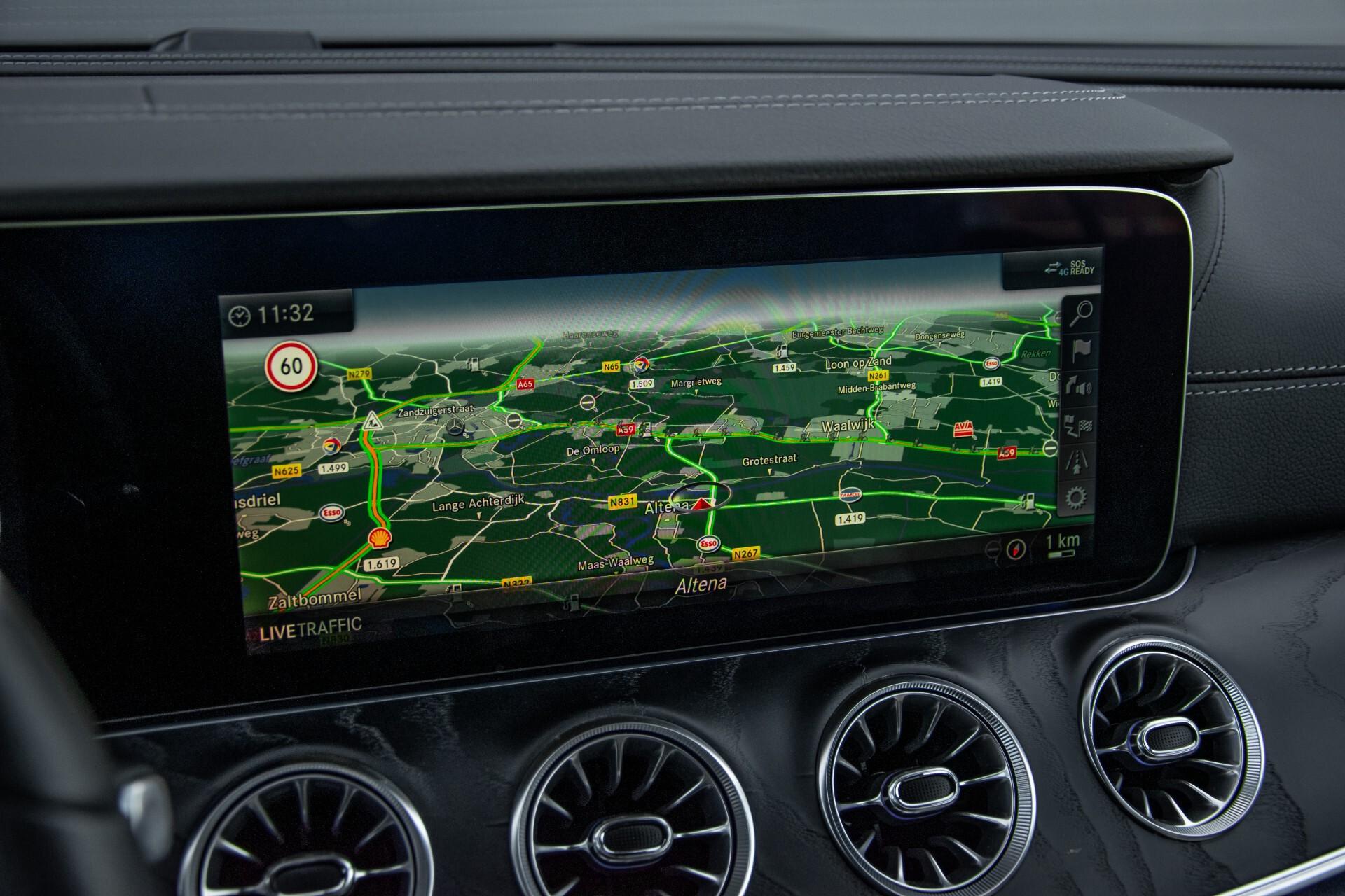 Mercedes-Benz E-Klasse Cabrio 350 AMG Night Distronic Pro/Burmester/Widescreen/Mem/Camera/Dynamic Body Aut9 Foto 24