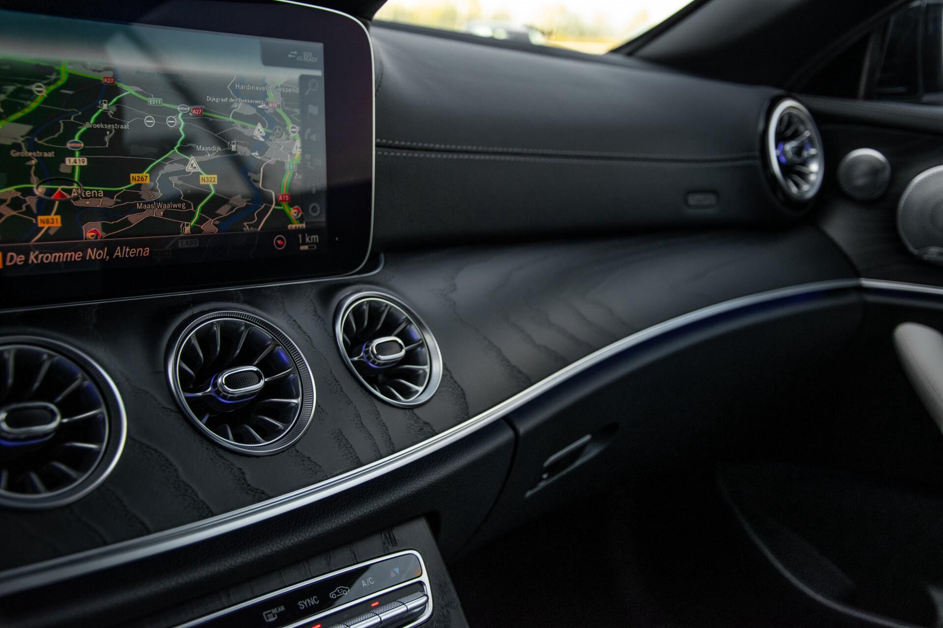 Mercedes-Benz E-Klasse Cabrio 350 AMG Night Distronic Pro/Burmester/Widescreen/Mem/Camera/Dynamic Body Aut9 Foto 29