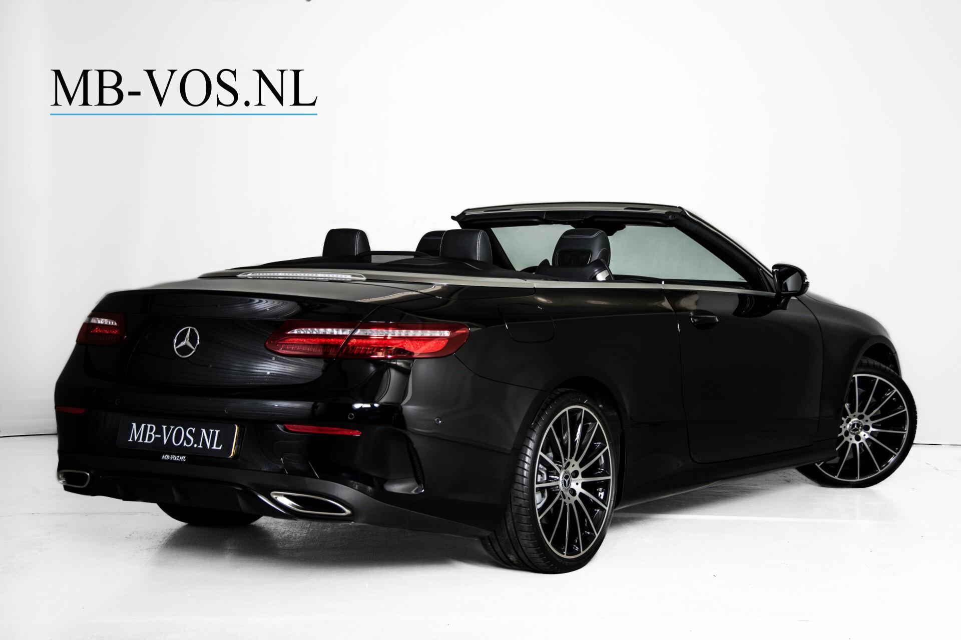 Mercedes-Benz E-Klasse Cabrio 350 AMG Night Distronic Pro/Burmester/Widescreen/Mem/Camera/Dynamic Body Aut9 Foto 3