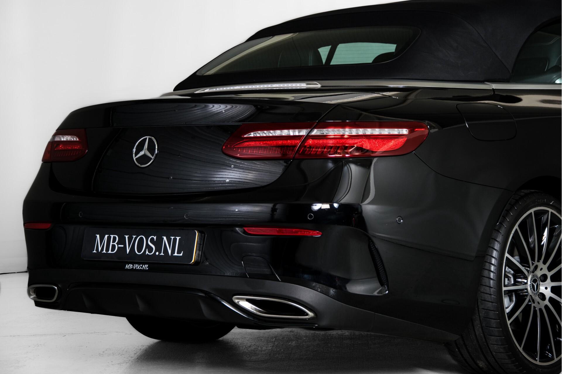 Mercedes-Benz E-Klasse Cabrio 350 AMG Night Distronic Pro/Burmester/Widescreen/Mem/Camera/Dynamic Body Aut9 Foto 57