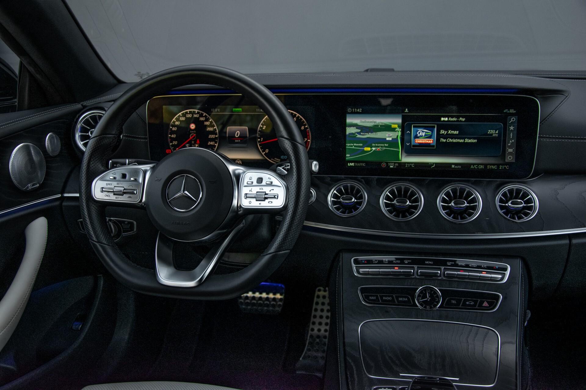 Mercedes-Benz E-Klasse Cabrio 350 AMG Night Distronic Pro/Burmester/Widescreen/Mem/Camera/Dynamic Body Aut9 Foto 8