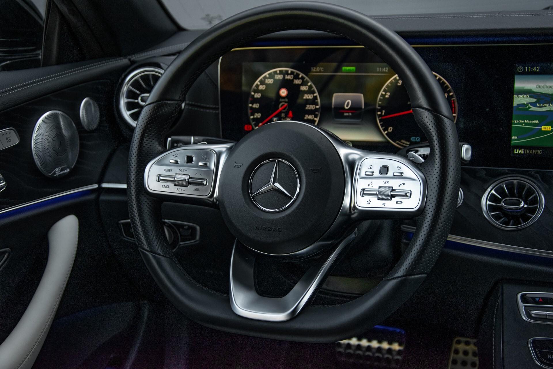 Mercedes-Benz E-Klasse Cabrio 350 AMG Night Distronic Pro/Burmester/Widescreen/Mem/Camera/Dynamic Body Aut9 Foto 9