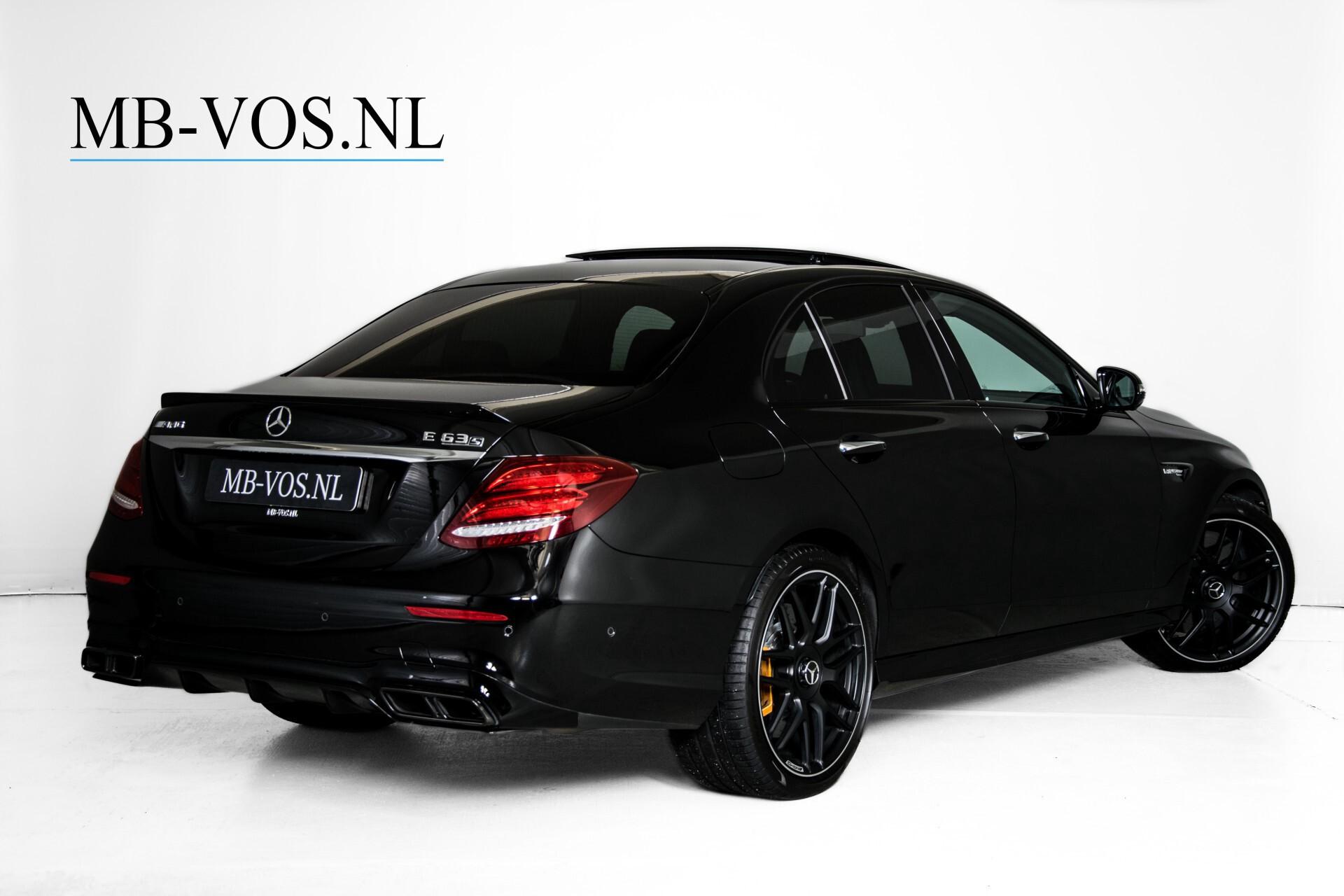 Mercedes-Benz E-Klasse 63 S AMG 4-M Keramisch/Performance Stoelen/Carbon/Standkachel Aut9 Foto 2