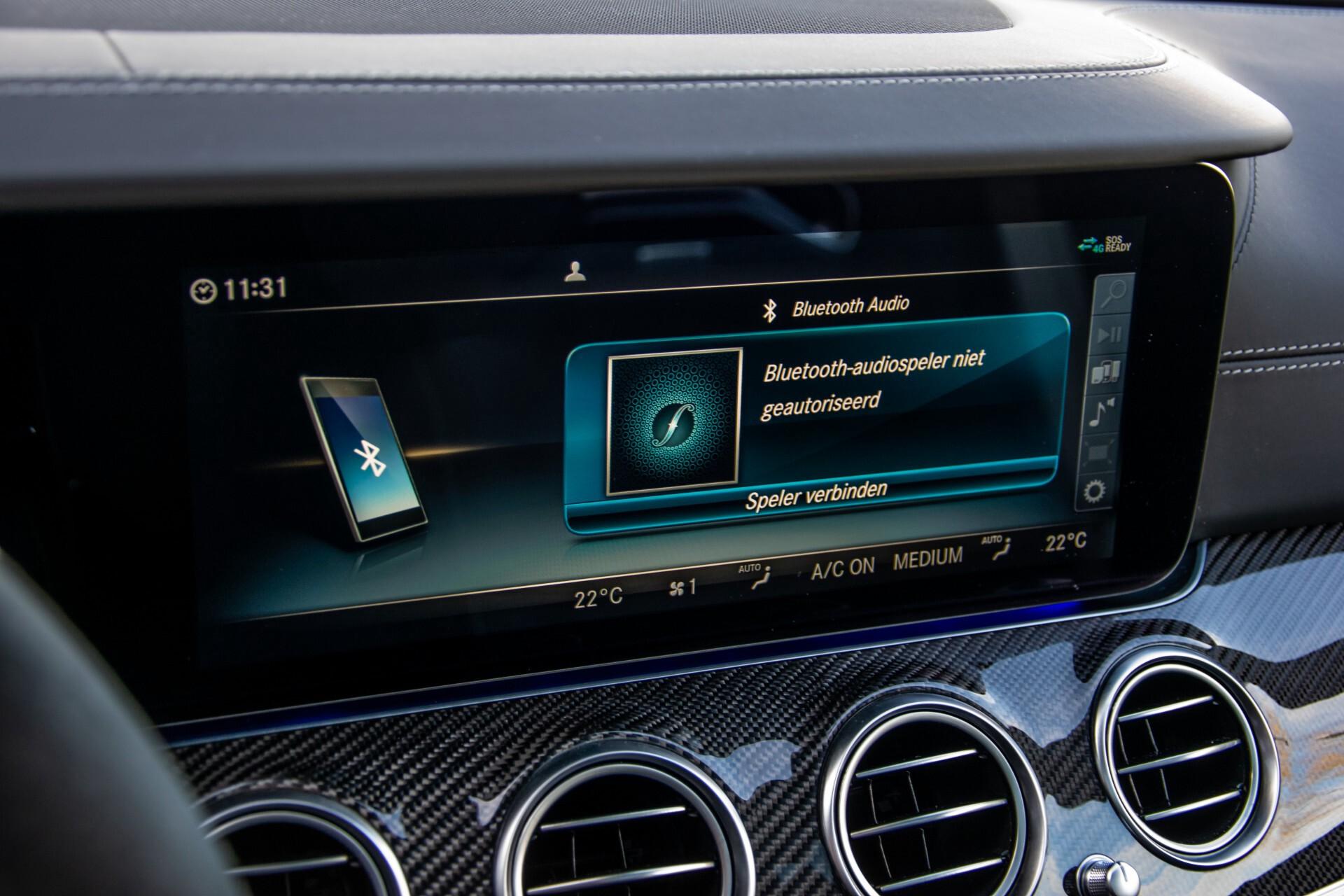 Mercedes-Benz E-Klasse 63 S AMG 4-M Keramisch/Performance Stoelen/Carbon/Standkachel Aut9 Foto 35