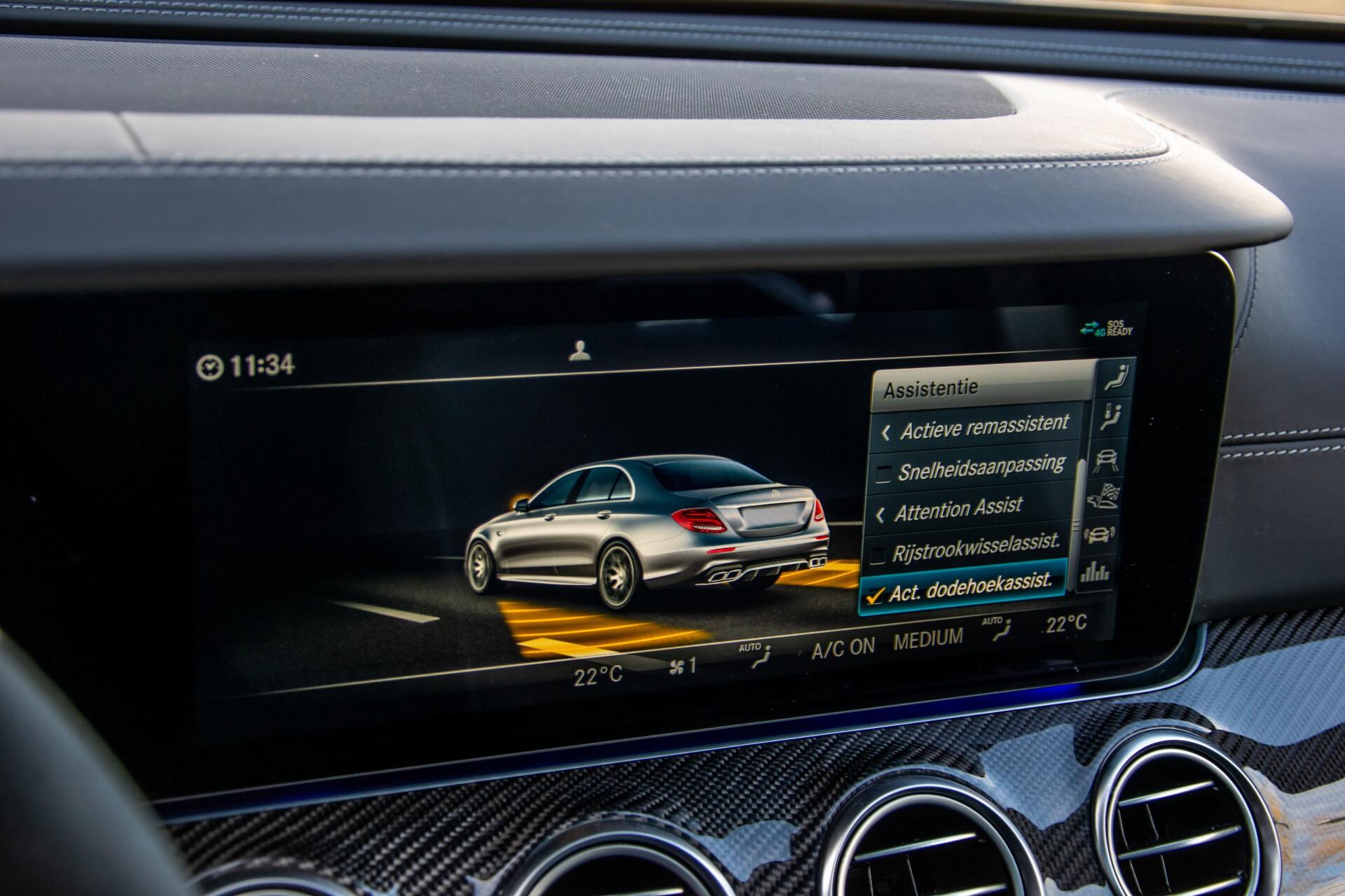 Mercedes-Benz E-Klasse 63 S AMG 4-M Keramisch/Performance Stoelen/Carbon/Standkachel Aut9 Foto 47