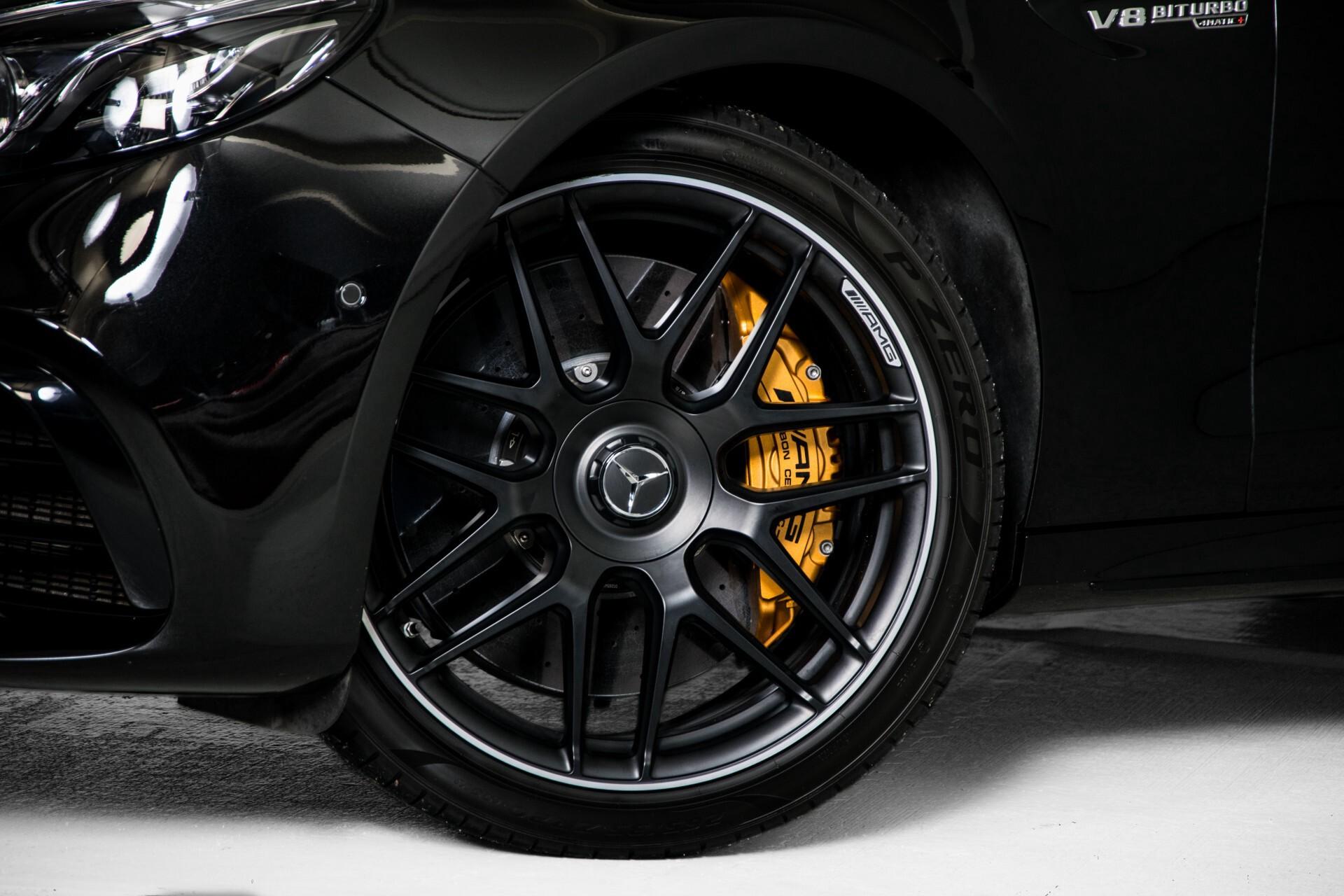 Mercedes-Benz E-Klasse 63 S AMG 4-M Keramisch/Performance Stoelen/Carbon/Standkachel Aut9 Foto 74