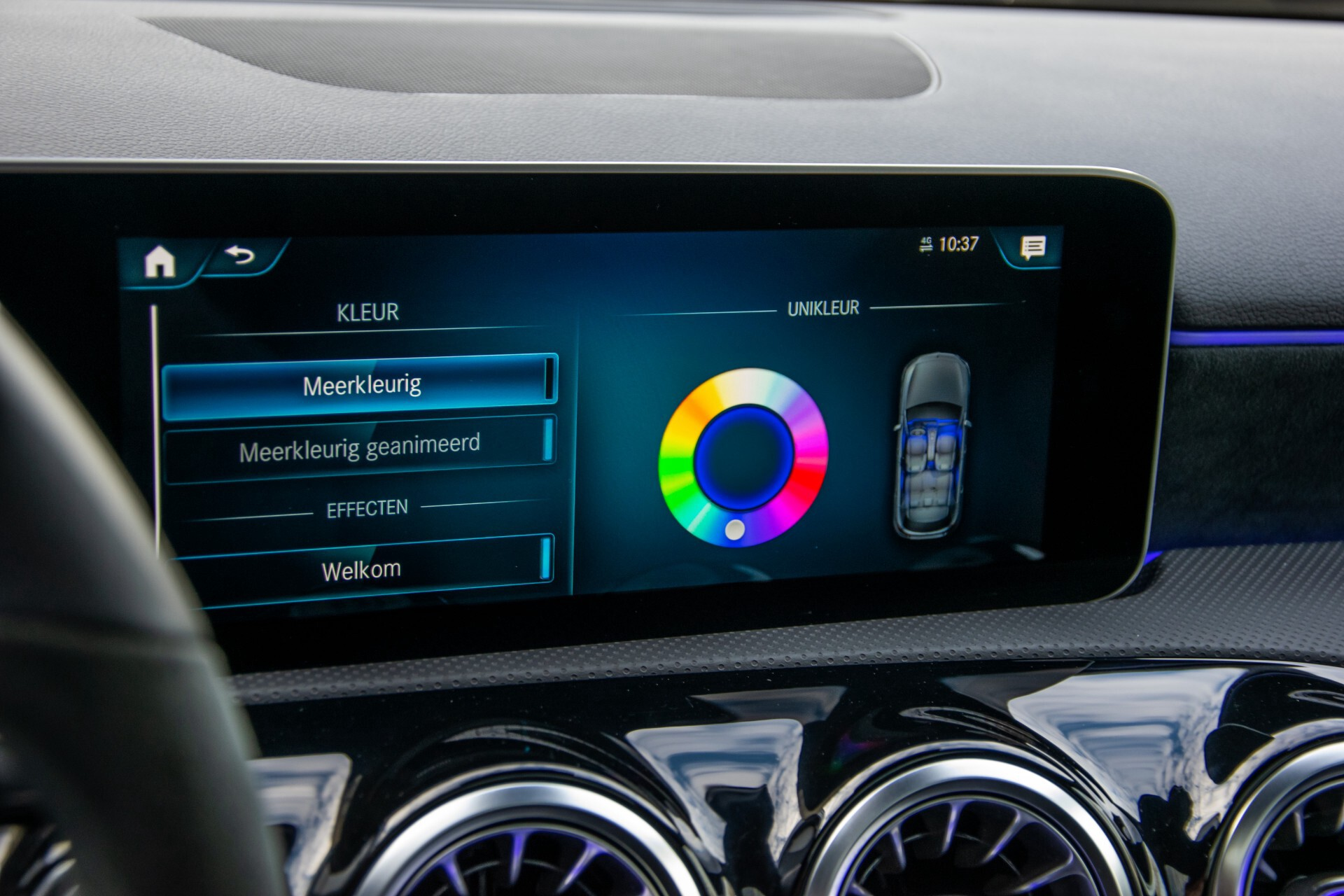 Mercedes-Benz A-Klasse 250 4-M AMG Panorama/Keyless-Entry/MBUX/HUD/Burmester/360/Multibeam LED Aut7 Foto 34
