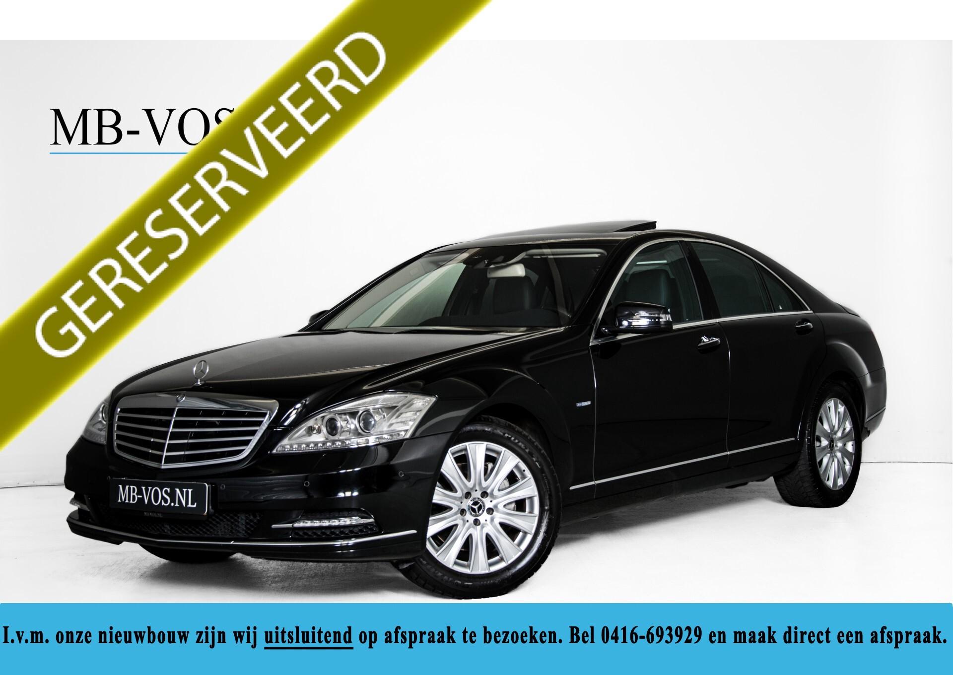 Mercedes-Benz S-Klasse 350 Bluetec Keyless/Distronic/Nightvision/Schuifdak/Harman-Kardon Aut7 Foto 1
