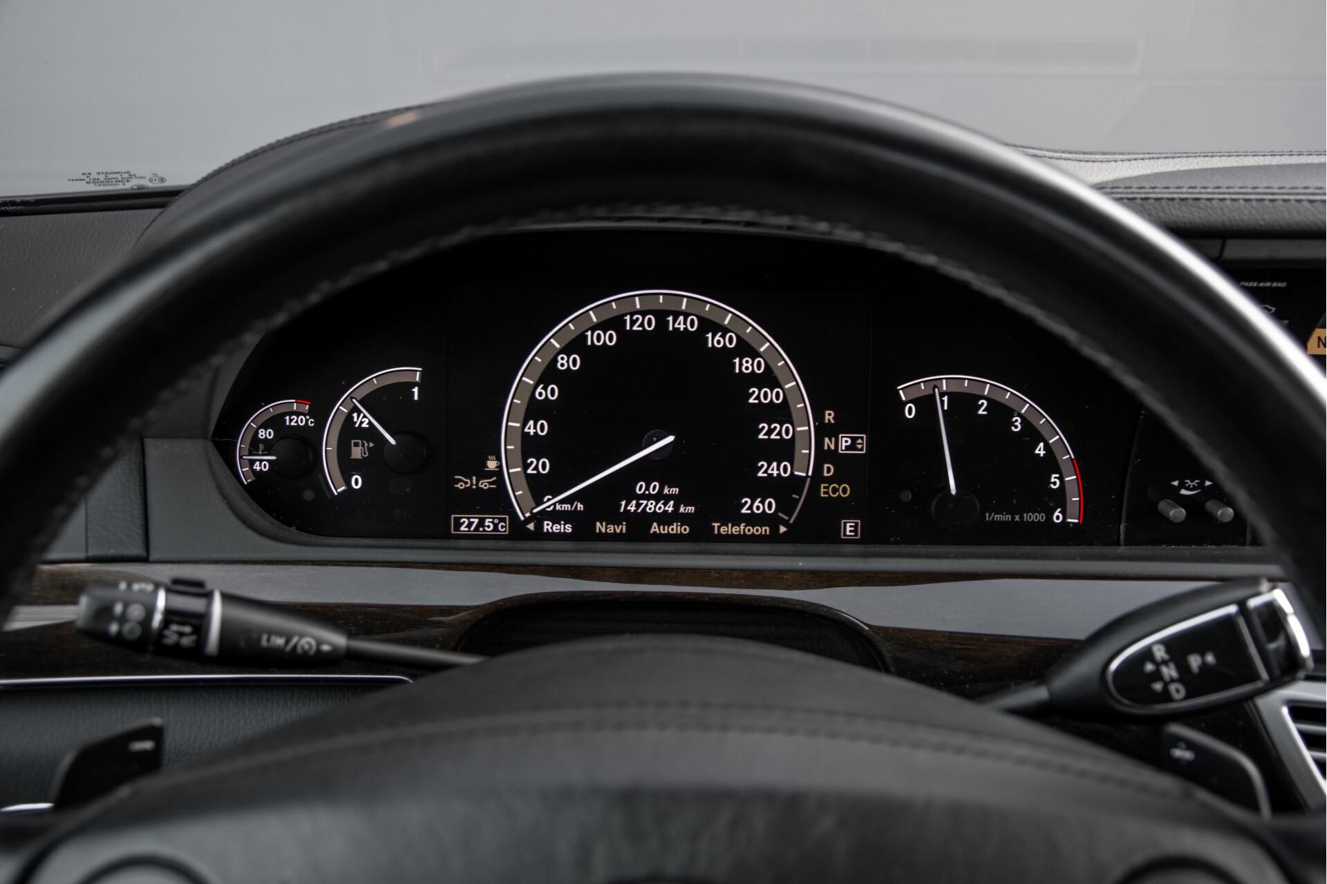 Mercedes-Benz S-Klasse 350 Bluetec Keyless/Distronic/Nightvision/Schuifdak/Harman-Kardon Aut7 Foto 13