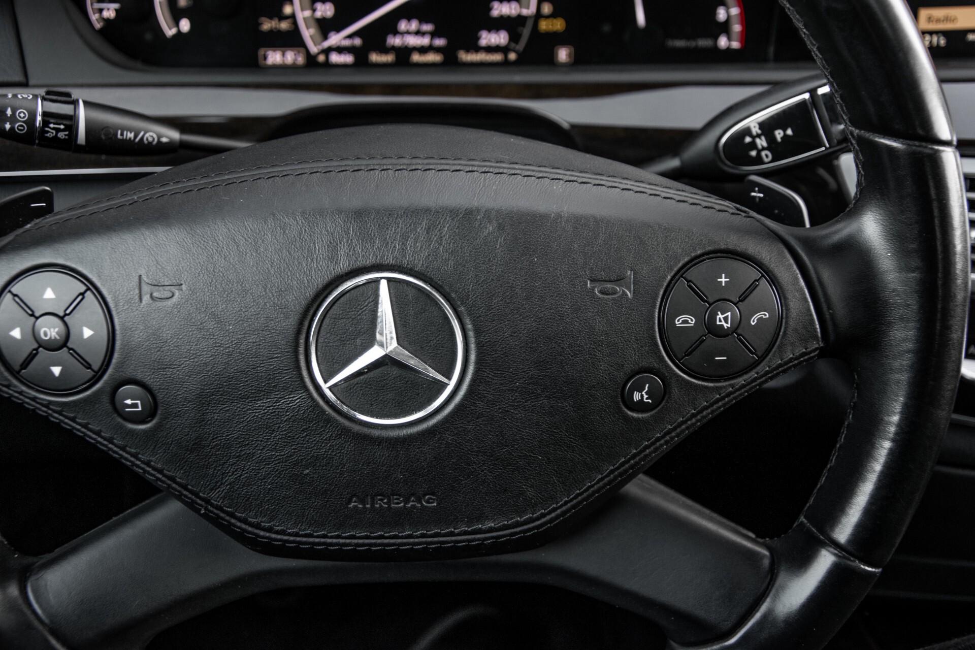 Mercedes-Benz S-Klasse 350 Bluetec Keyless/Distronic/Nightvision/Schuifdak/Harman-Kardon Aut7 Foto 16