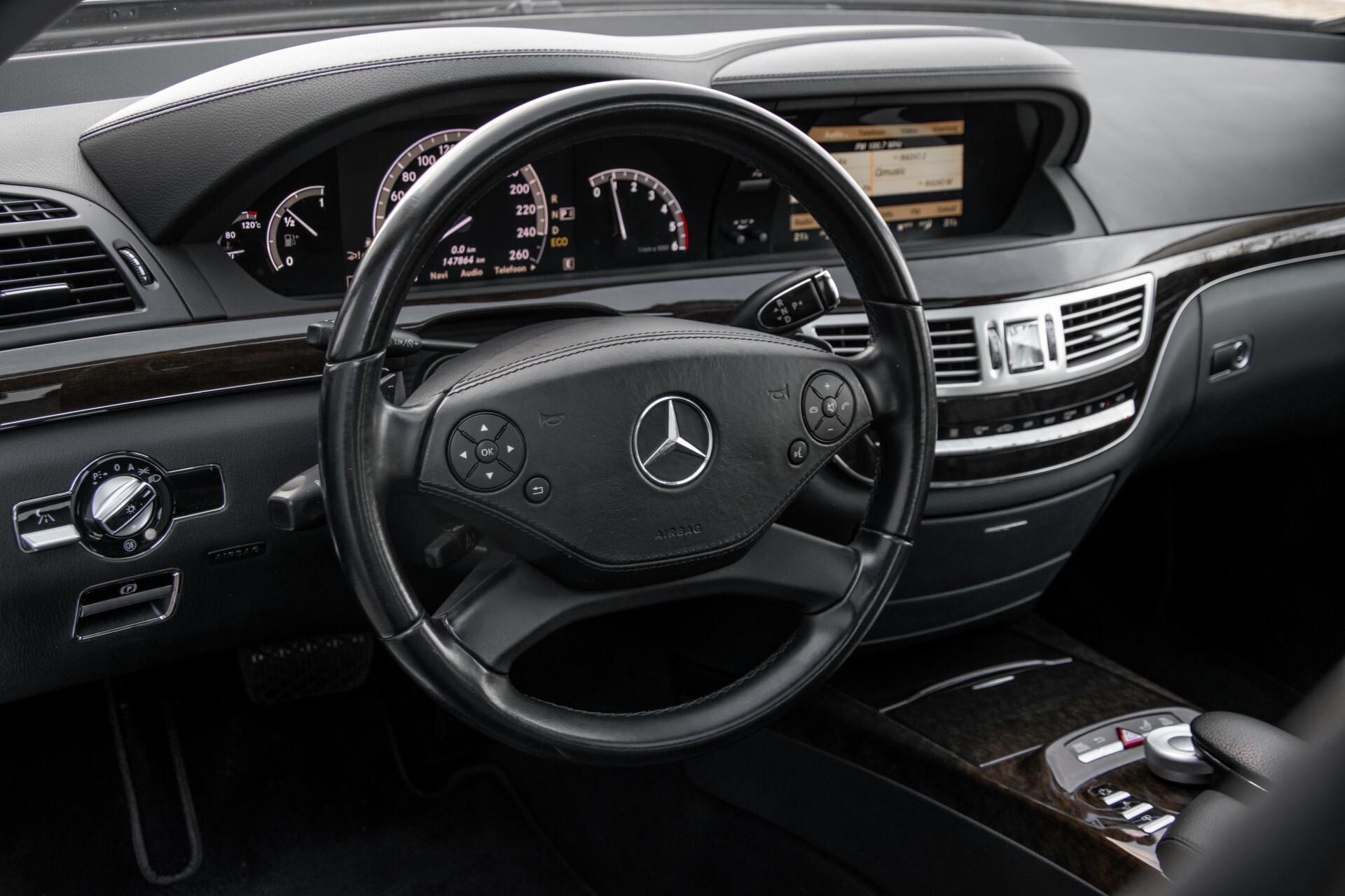 Mercedes-Benz S-Klasse 350 Bluetec Keyless/Distronic/Nightvision/Schuifdak/Harman-Kardon Aut7 Foto 17