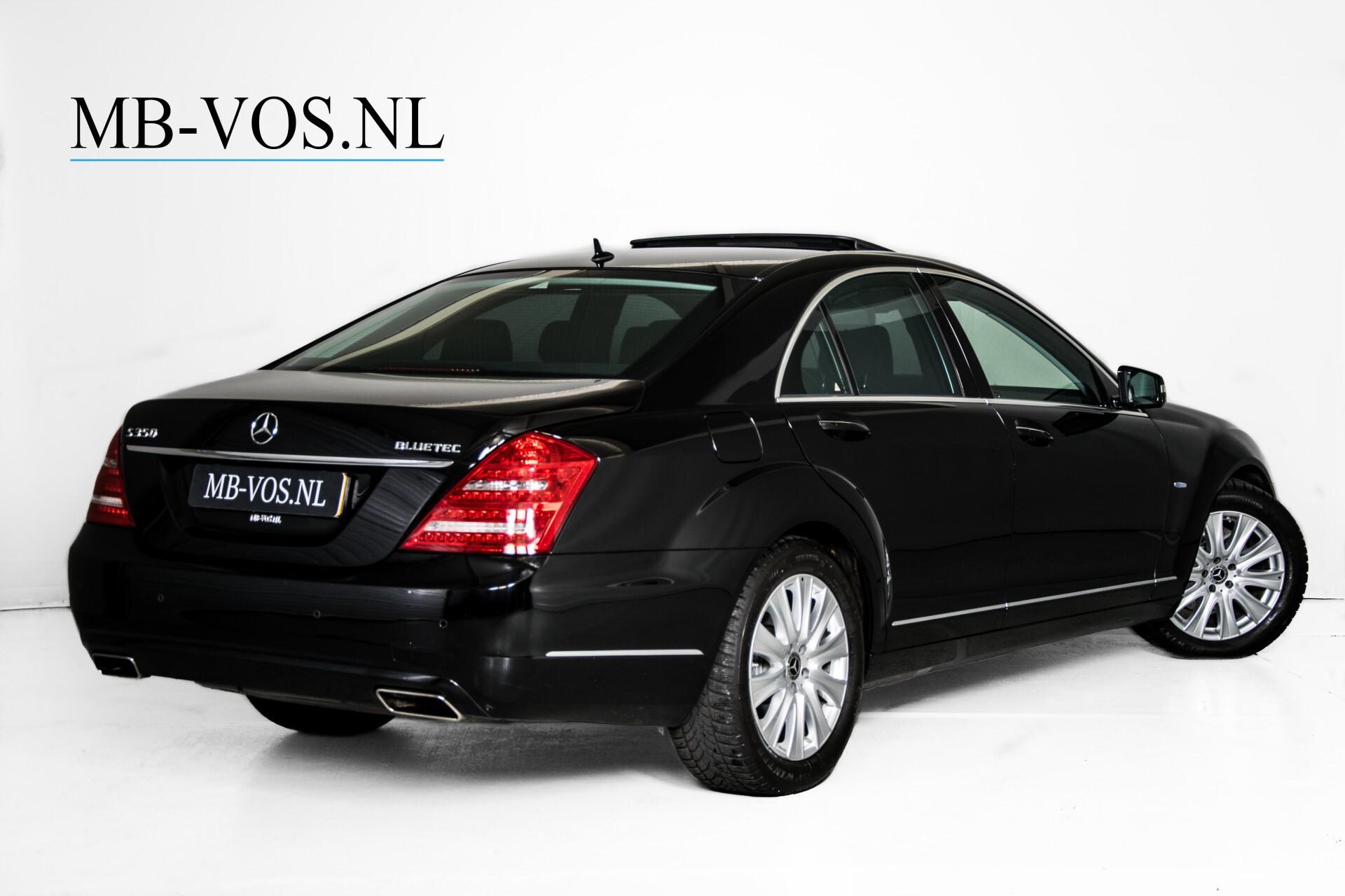 Mercedes-Benz S-Klasse 350 Bluetec Keyless/Distronic/Nightvision/Schuifdak/Harman-Kardon Aut7 Foto 2