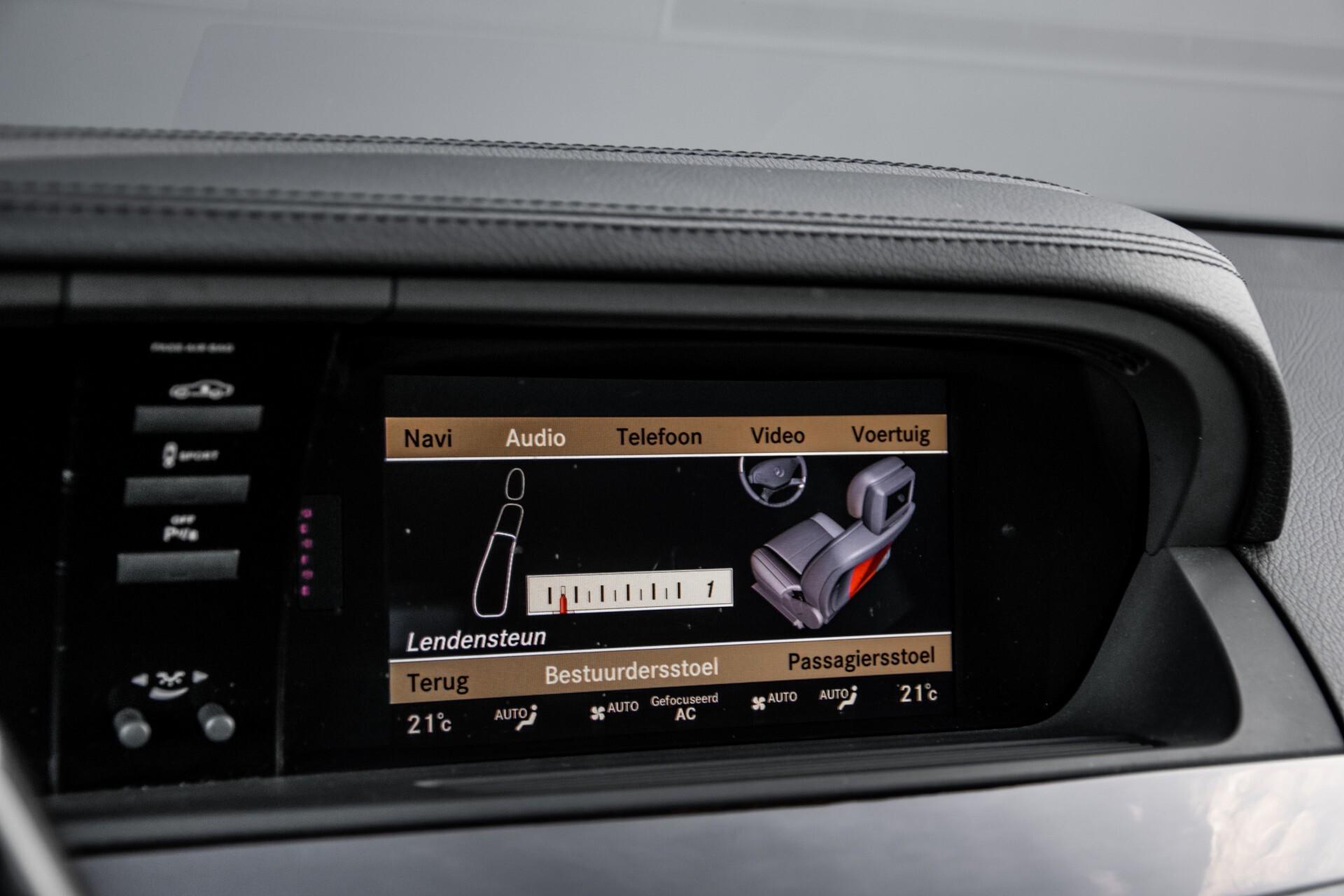 Mercedes-Benz S-Klasse 350 Bluetec Keyless/Distronic/Nightvision/Schuifdak/Harman-Kardon Aut7 Foto 22