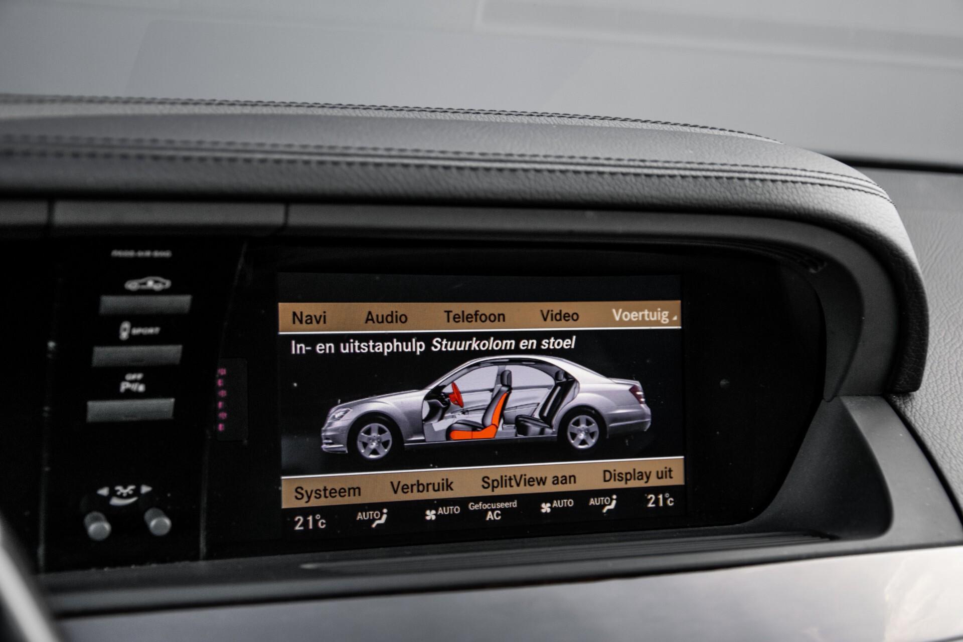 Mercedes-Benz S-Klasse 350 Bluetec Keyless/Distronic/Nightvision/Schuifdak/Harman-Kardon Aut7 Foto 28