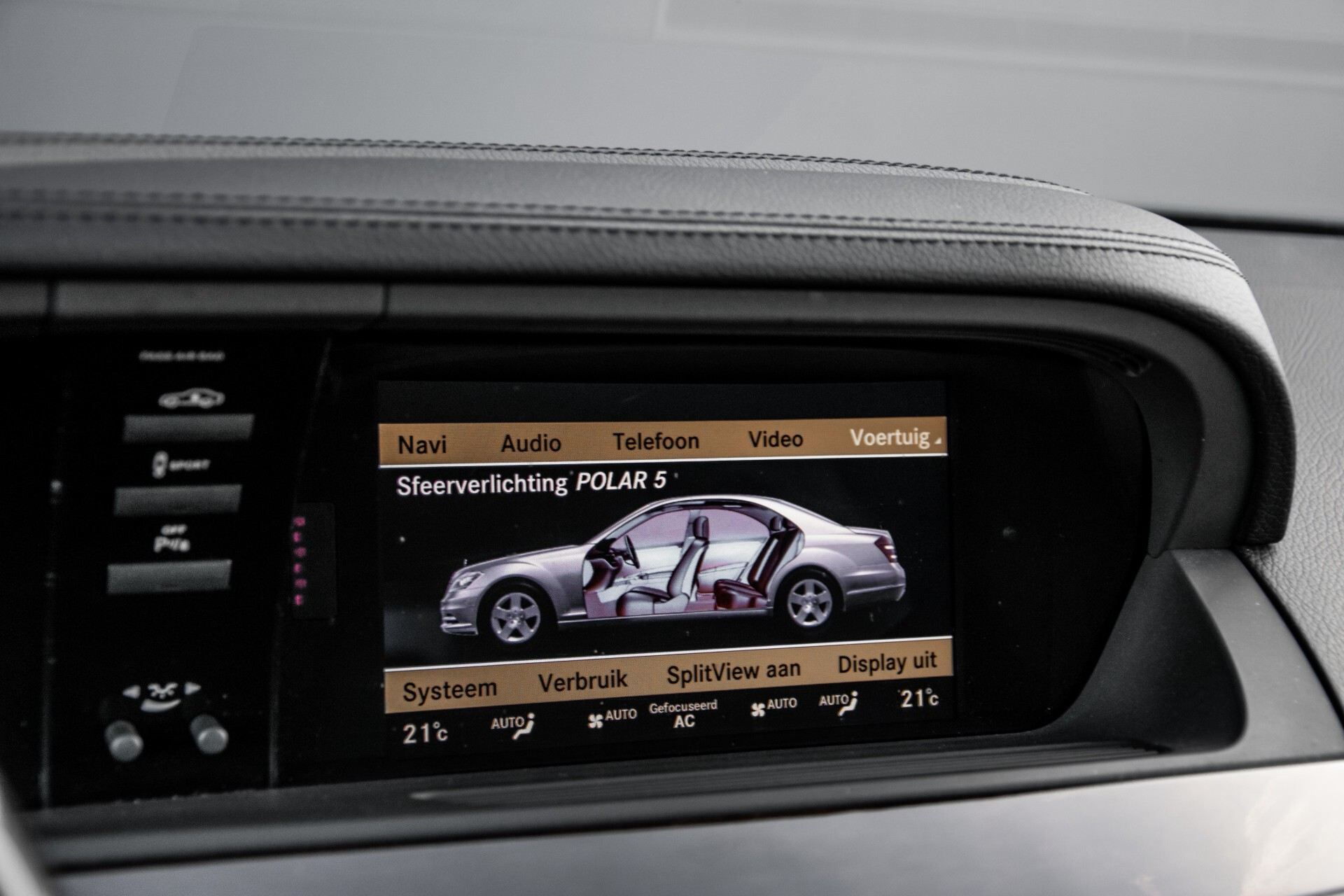 Mercedes-Benz S-Klasse 350 Bluetec Keyless/Distronic/Nightvision/Schuifdak/Harman-Kardon Aut7 Foto 32