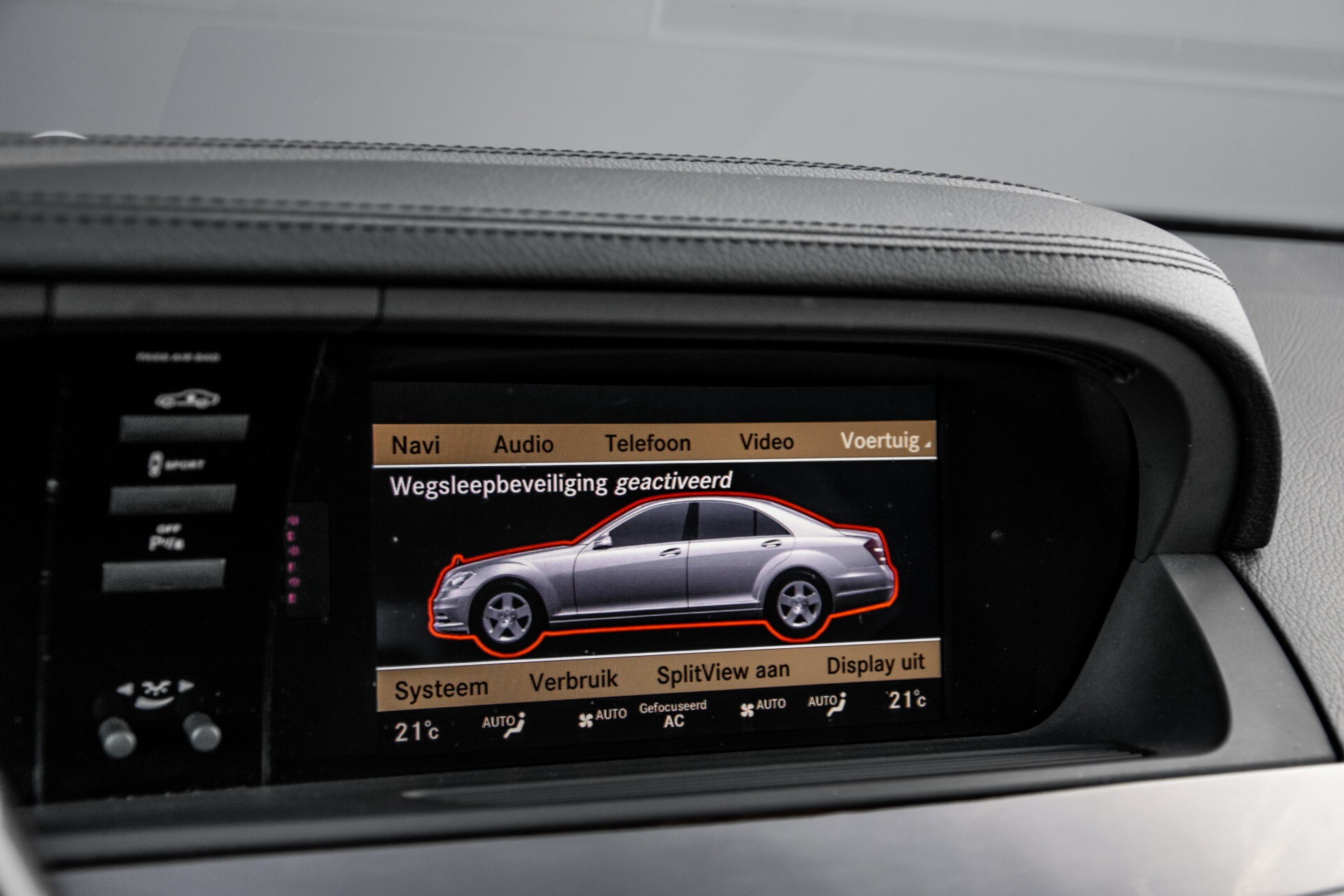 Mercedes-Benz S-Klasse 350 Bluetec Keyless/Distronic/Nightvision/Schuifdak/Harman-Kardon Aut7 Foto 36