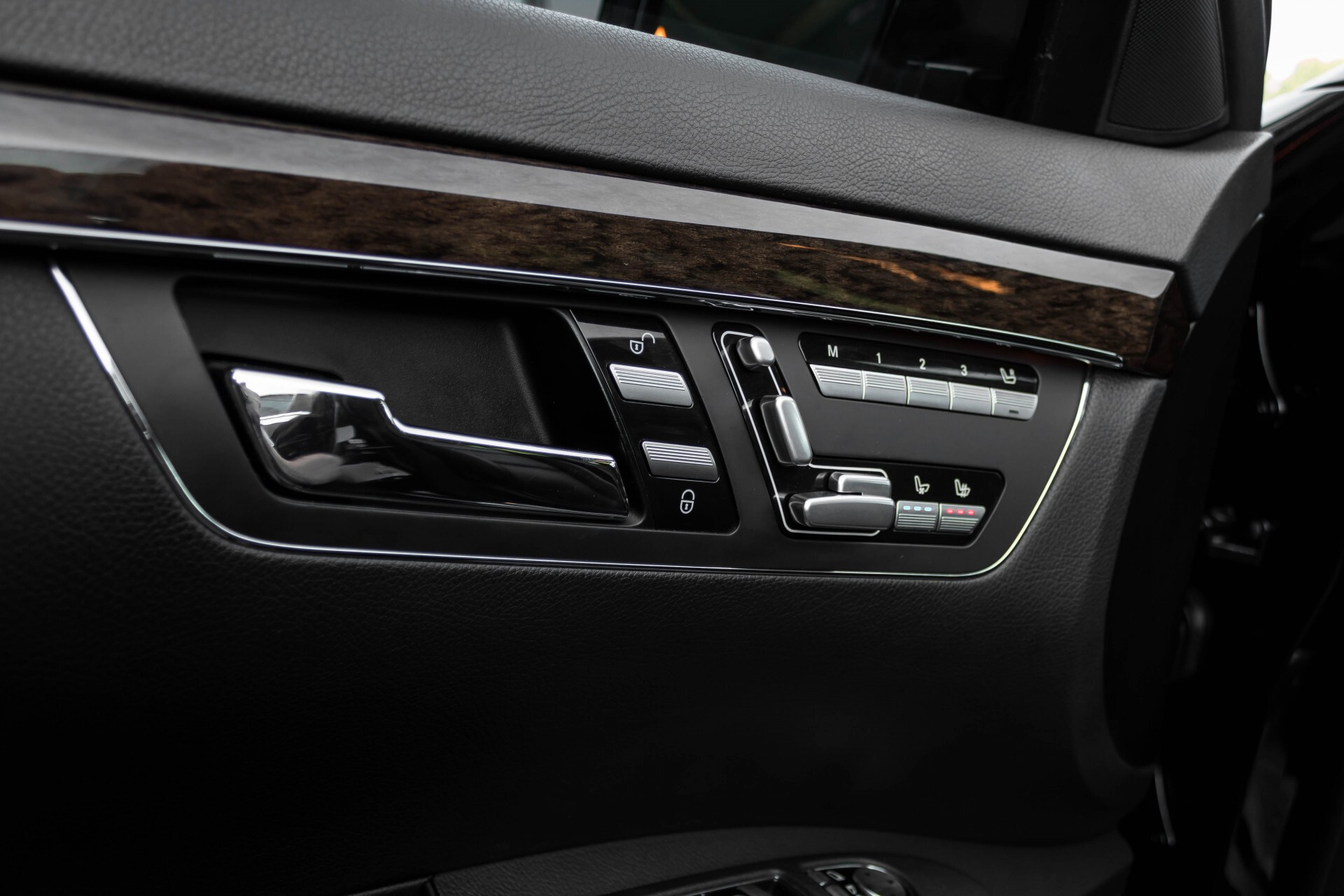 Mercedes-Benz S-Klasse 350 Bluetec Keyless/Distronic/Nightvision/Schuifdak/Harman-Kardon Aut7 Foto 37