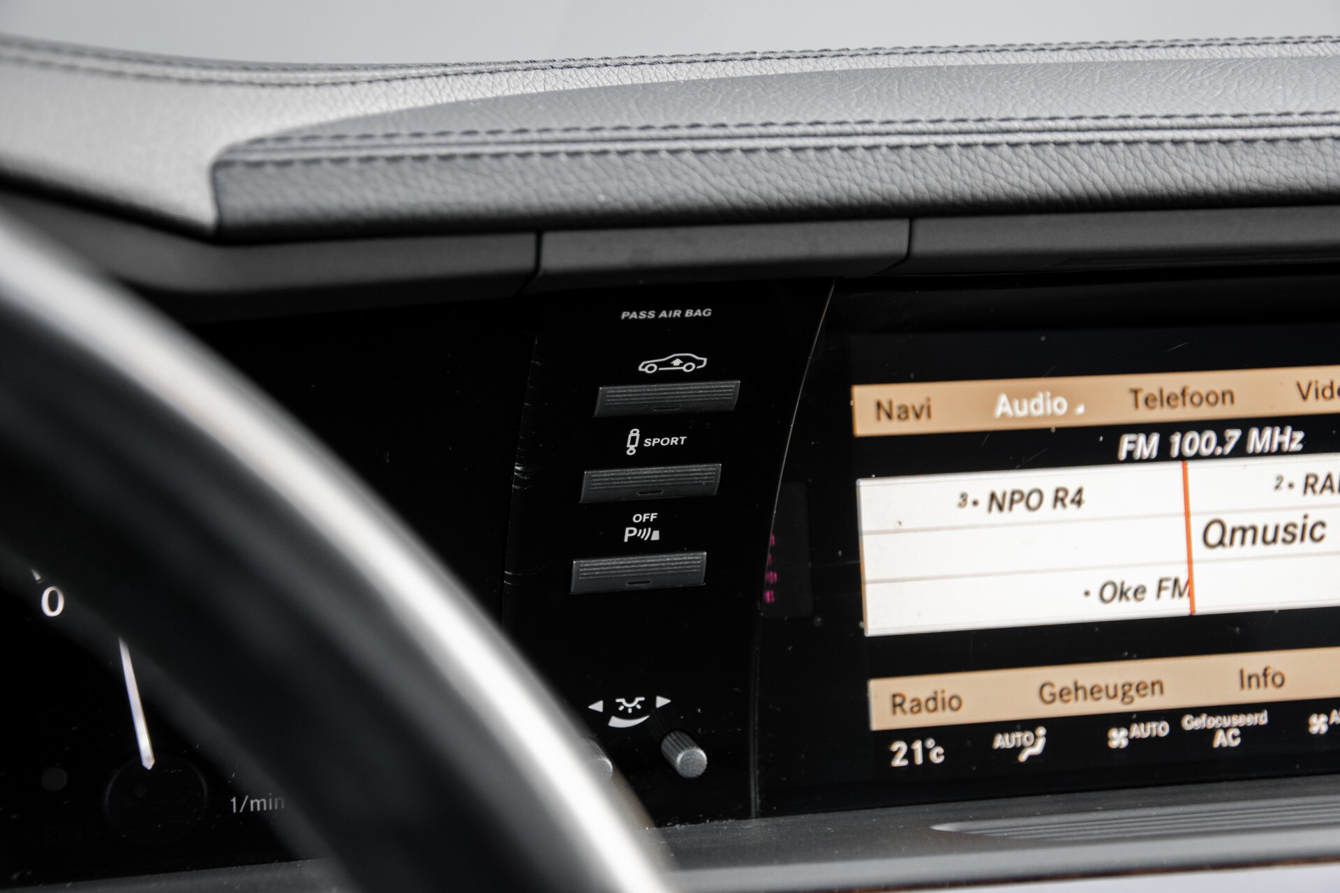 Mercedes-Benz S-Klasse 350 Bluetec Keyless/Distronic/Nightvision/Schuifdak/Harman-Kardon Aut7 Foto 54