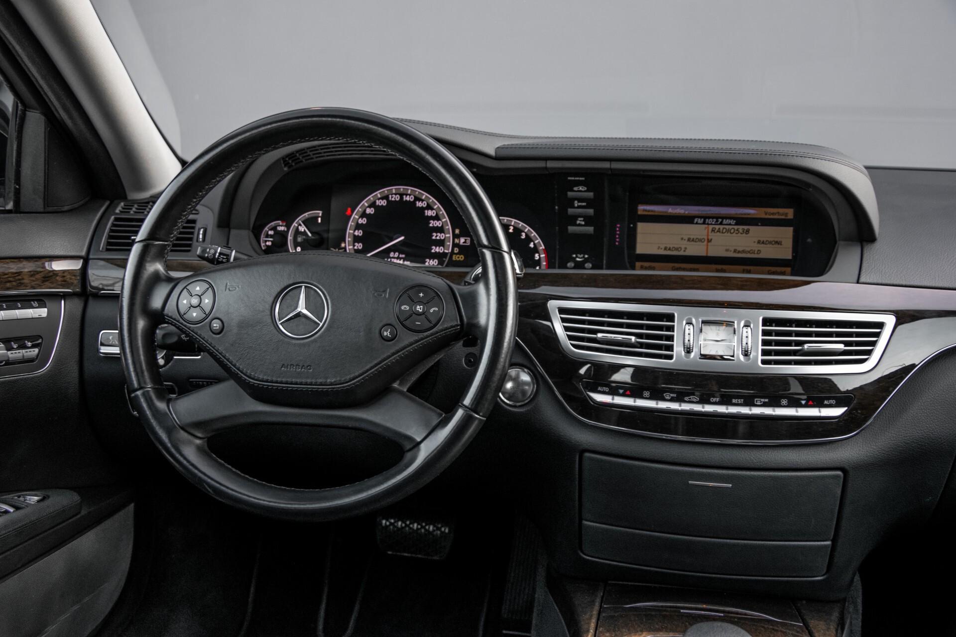Mercedes-Benz S-Klasse 350 Bluetec Keyless/Distronic/Nightvision/Schuifdak/Harman-Kardon Aut7 Foto 7