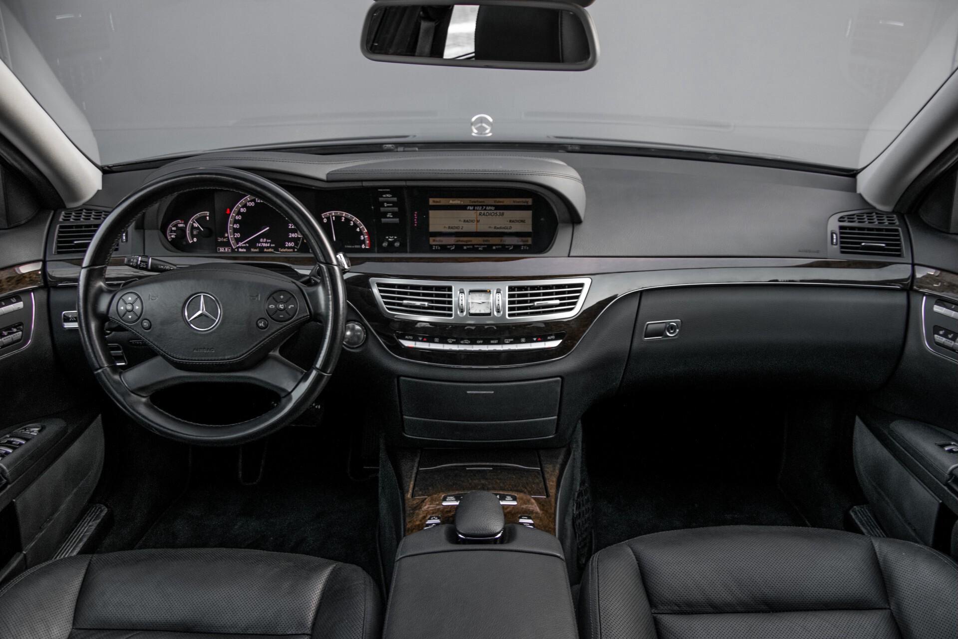 Mercedes-Benz S-Klasse 350 Bluetec Keyless/Distronic/Nightvision/Schuifdak/Harman-Kardon Aut7 Foto 8