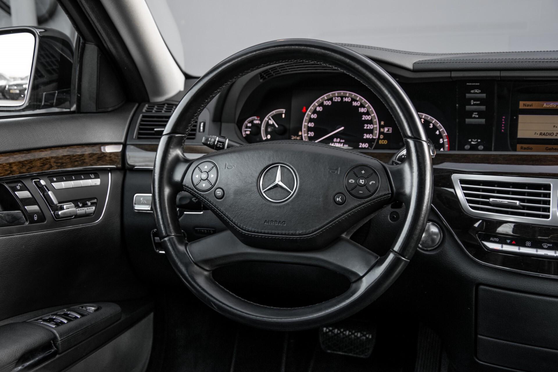 Mercedes-Benz S-Klasse 350 Bluetec Keyless/Distronic/Nightvision/Schuifdak/Harman-Kardon Aut7 Foto 9