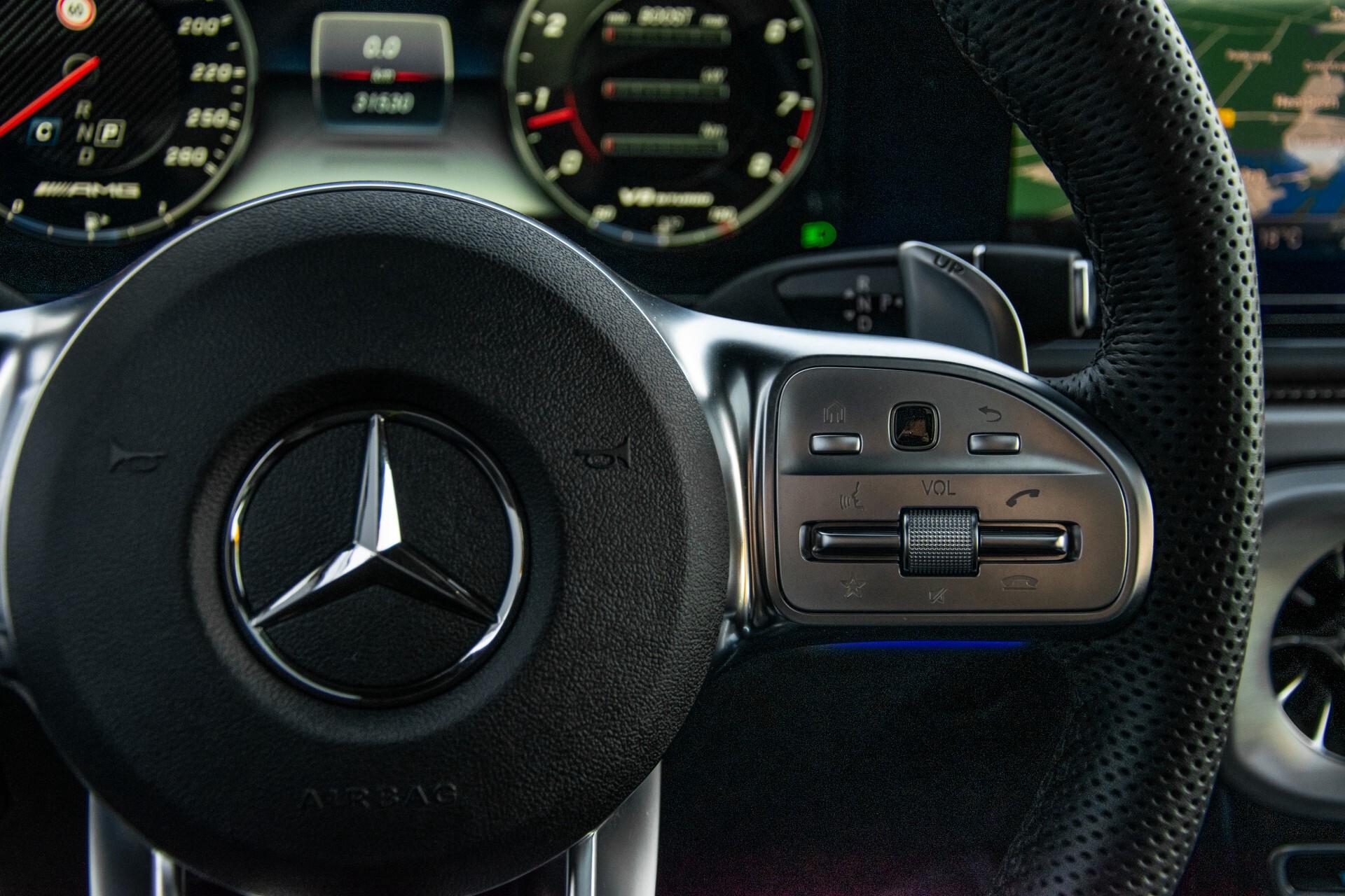 "Mercedes-Benz G-Klasse 63 AMG Night/Designo/Adaptive Cruise/Burmester/22""/Trekhaak/Massage/Exclusive Aut9 Foto 14"
