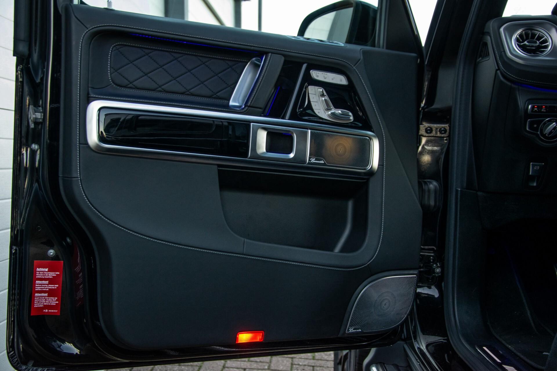 "Mercedes-Benz G-Klasse 63 AMG Night/Designo/Adaptive Cruise/Burmester/22""/Trekhaak/Massage/Exclusive Aut9 Foto 15"