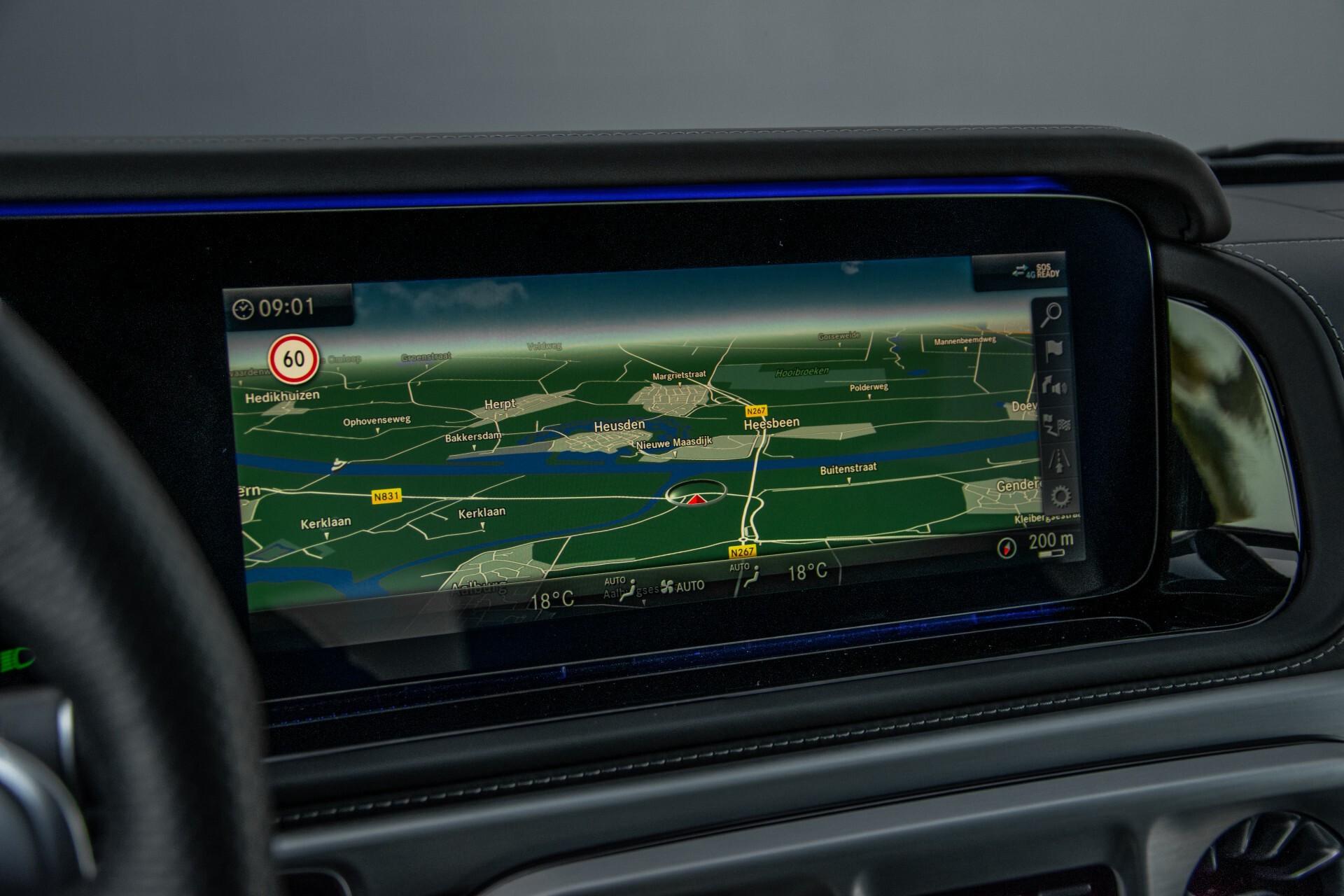 "Mercedes-Benz G-Klasse 63 AMG Night/Designo/Adaptive Cruise/Burmester/22""/Trekhaak/Massage/Exclusive Aut9 Foto 16"
