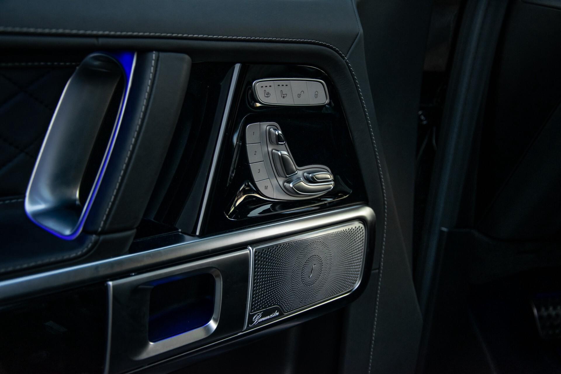 "Mercedes-Benz G-Klasse 63 AMG Night/Designo/Adaptive Cruise/Burmester/22""/Trekhaak/Massage/Exclusive Aut9 Foto 17"