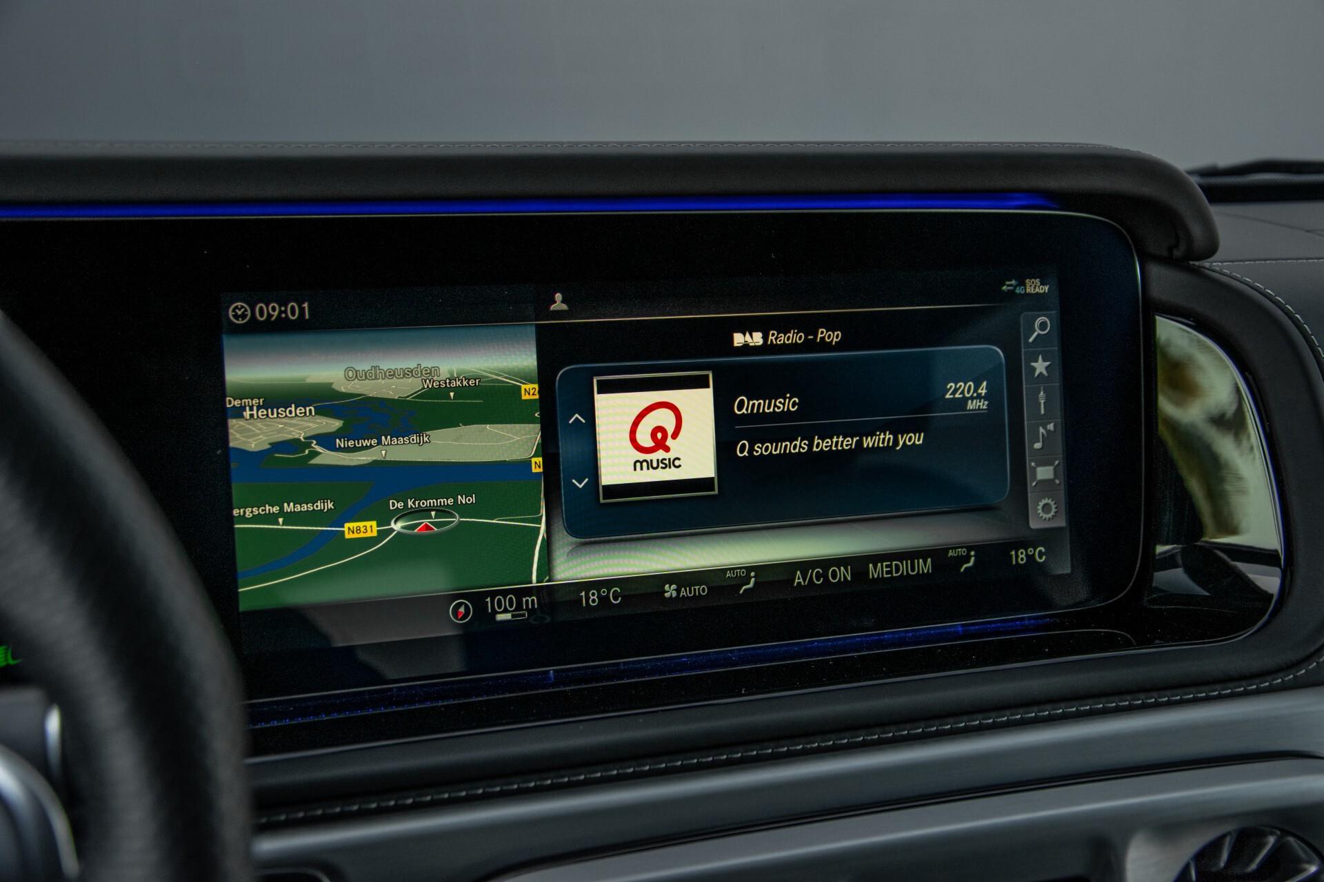 "Mercedes-Benz G-Klasse 63 AMG Night/Designo/Adaptive Cruise/Burmester/22""/Trekhaak/Massage/Exclusive Aut9 Foto 18"