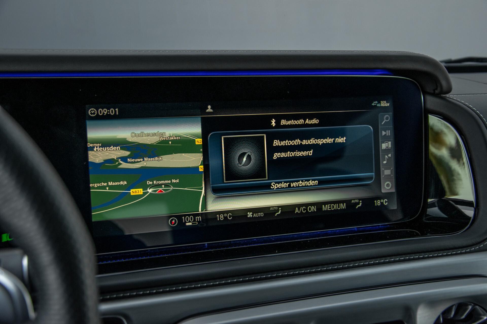 "Mercedes-Benz G-Klasse 63 AMG Night/Designo/Adaptive Cruise/Burmester/22""/Trekhaak/Massage/Exclusive Aut9 Foto 20"
