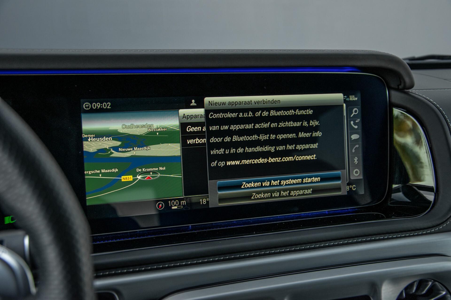 "Mercedes-Benz G-Klasse 63 AMG Night/Designo/Adaptive Cruise/Burmester/22""/Trekhaak/Massage/Exclusive Aut9 Foto 22"