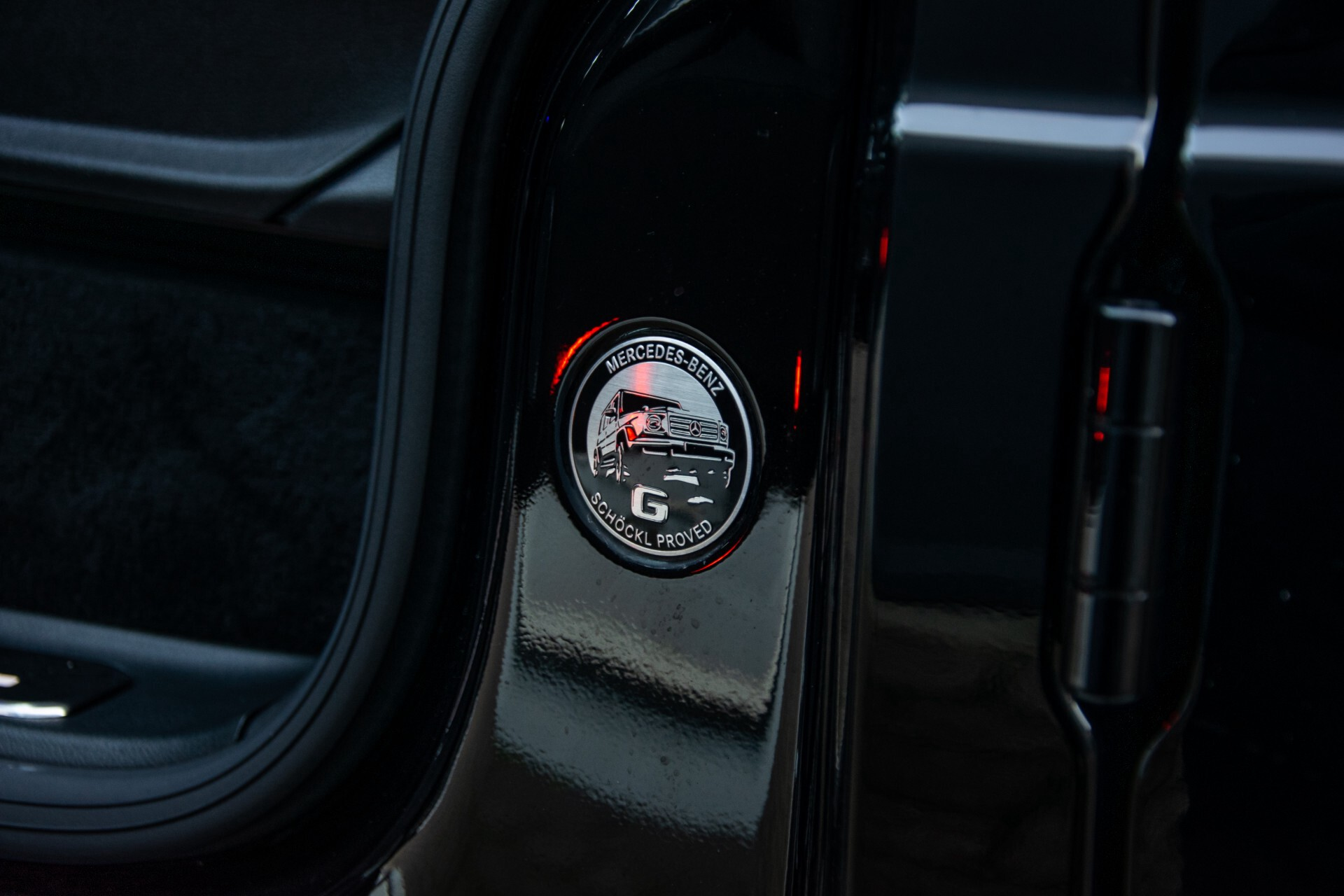 "Mercedes-Benz G-Klasse 63 AMG Night/Designo/Adaptive Cruise/Burmester/22""/Trekhaak/Massage/Exclusive Aut9 Foto 23"
