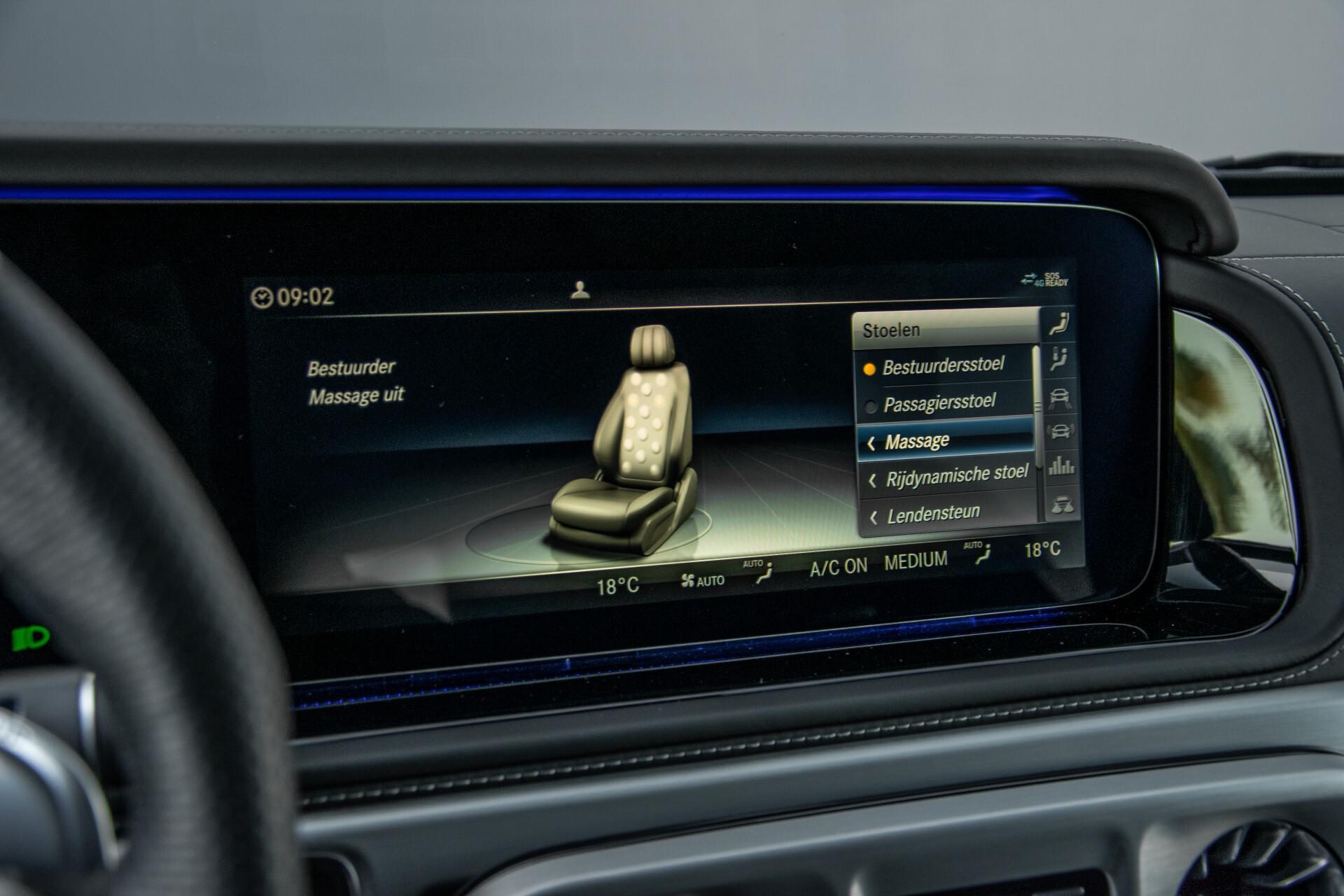 "Mercedes-Benz G-Klasse 63 AMG Night/Designo/Adaptive Cruise/Burmester/22""/Trekhaak/Massage/Exclusive Aut9 Foto 24"