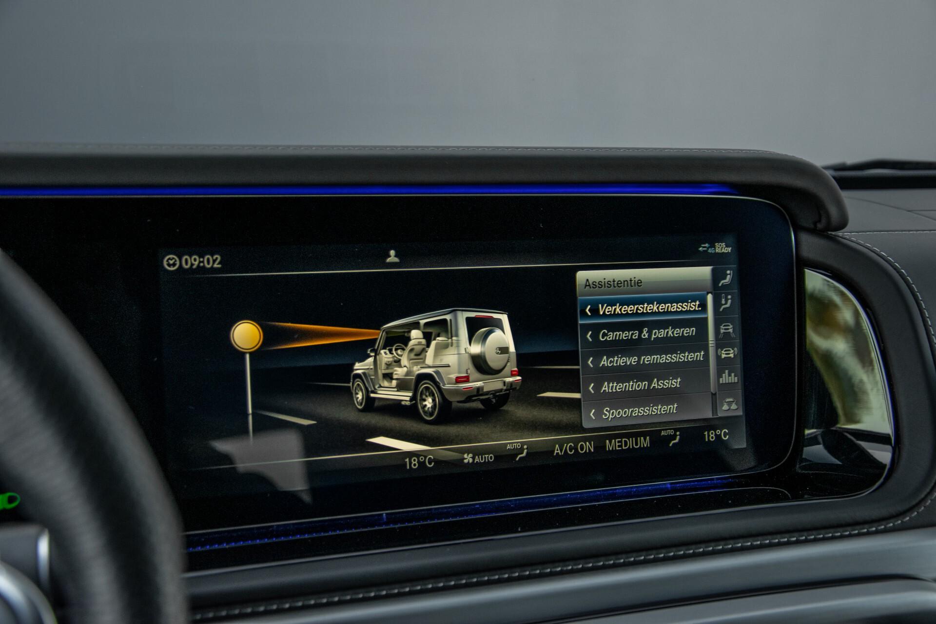 "Mercedes-Benz G-Klasse 63 AMG Night/Designo/Adaptive Cruise/Burmester/22""/Trekhaak/Massage/Exclusive Aut9 Foto 26"
