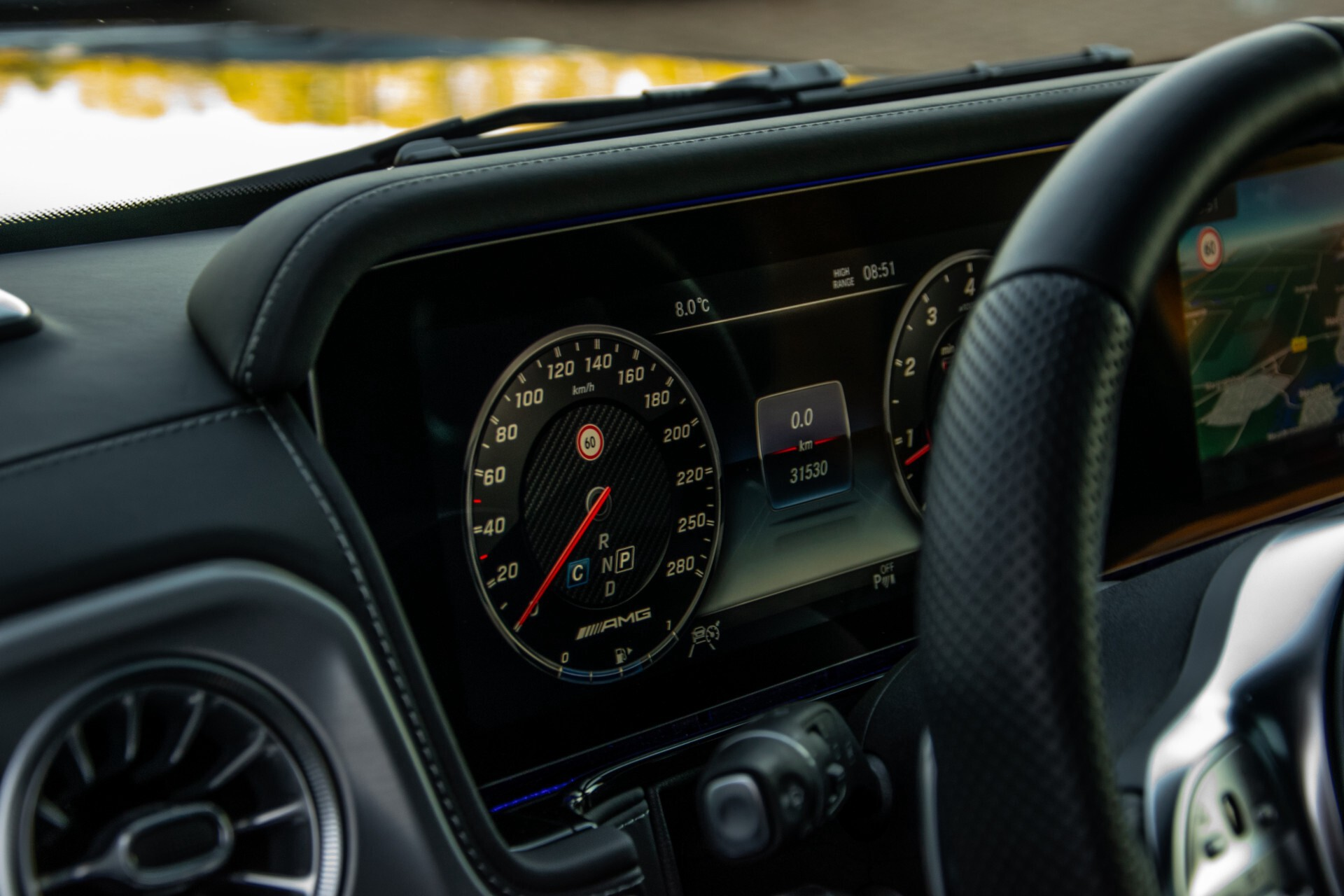 "Mercedes-Benz G-Klasse 63 AMG Night/Designo/Adaptive Cruise/Burmester/22""/Trekhaak/Massage/Exclusive Aut9 Foto 27"