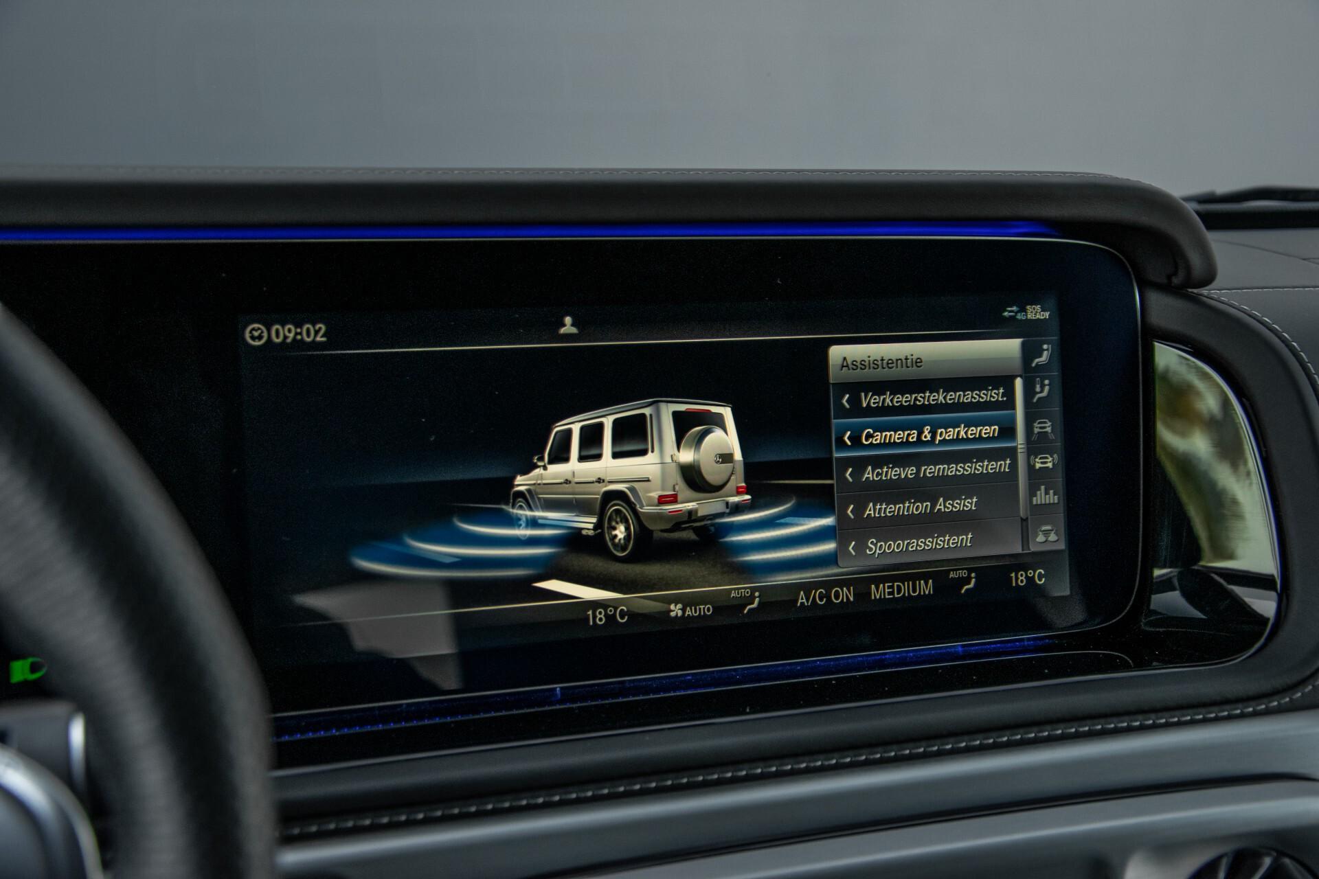 "Mercedes-Benz G-Klasse 63 AMG Night/Designo/Adaptive Cruise/Burmester/22""/Trekhaak/Massage/Exclusive Aut9 Foto 28"