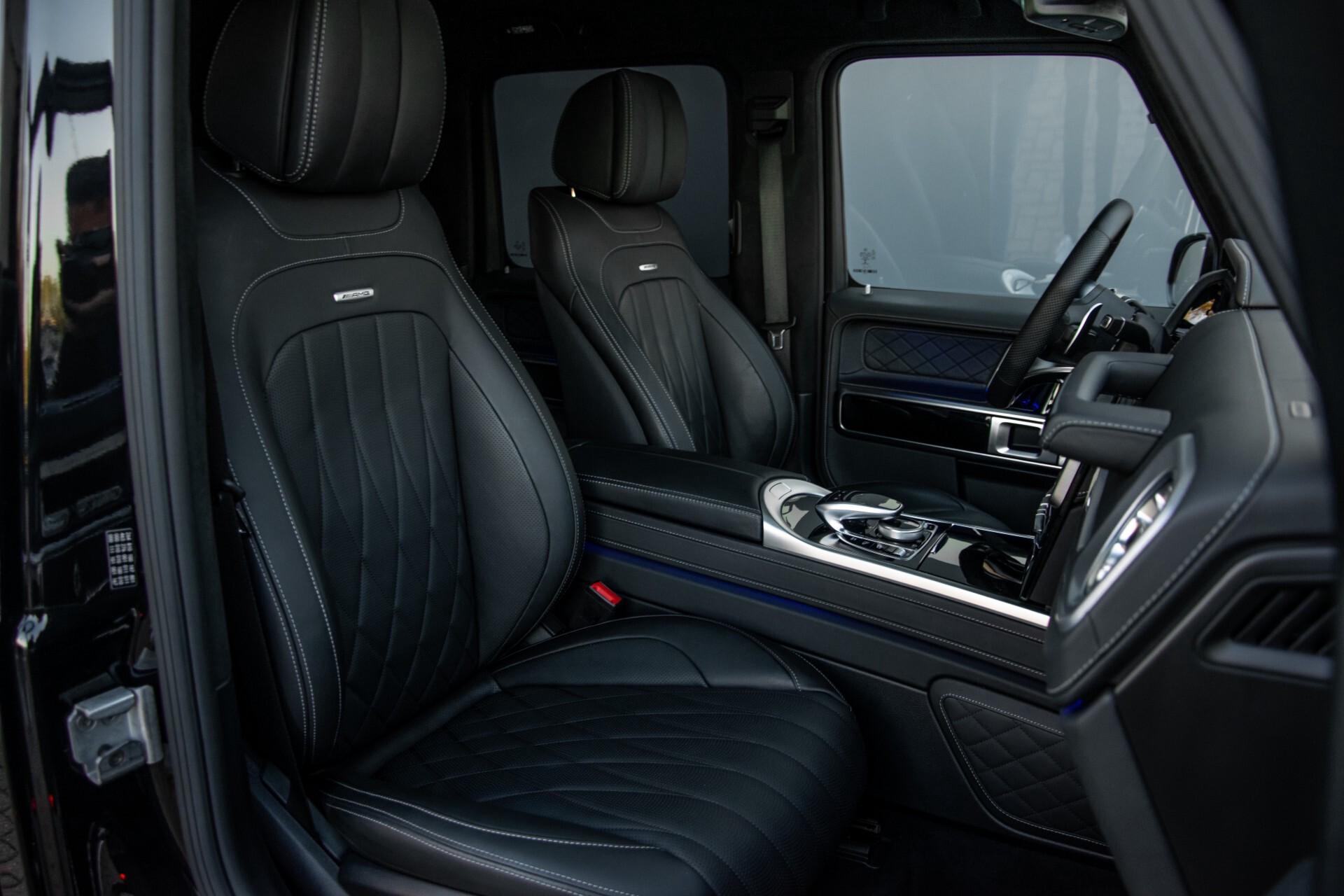 "Mercedes-Benz G-Klasse 63 AMG Night/Designo/Adaptive Cruise/Burmester/22""/Trekhaak/Massage/Exclusive Aut9 Foto 3"