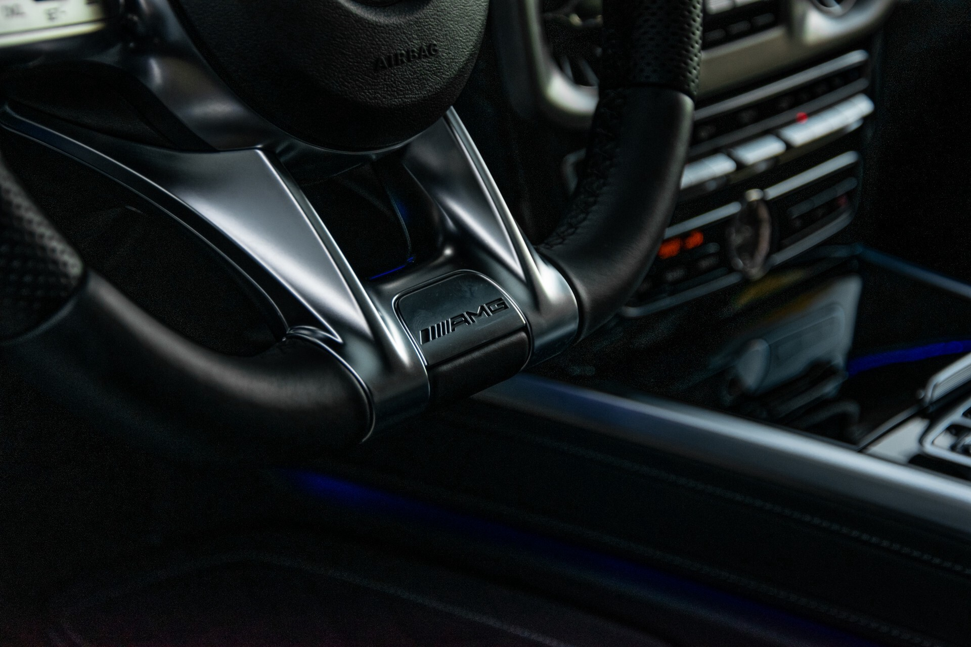 "Mercedes-Benz G-Klasse 63 AMG Night/Designo/Adaptive Cruise/Burmester/22""/Trekhaak/Massage/Exclusive Aut9 Foto 31"