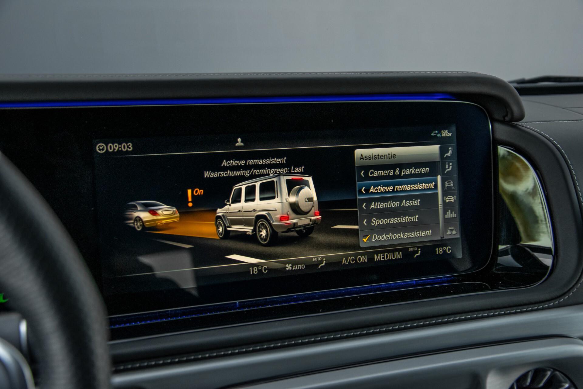 "Mercedes-Benz G-Klasse 63 AMG Night/Designo/Adaptive Cruise/Burmester/22""/Trekhaak/Massage/Exclusive Aut9 Foto 32"