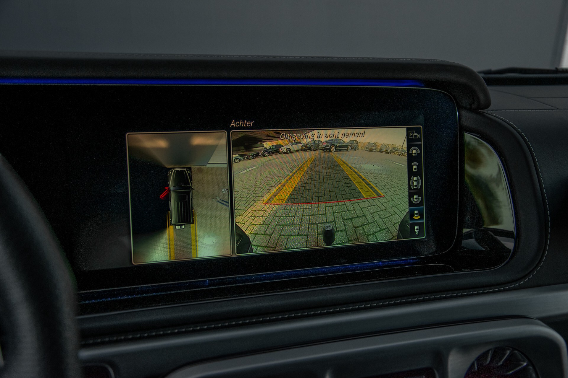 "Mercedes-Benz G-Klasse 63 AMG Night/Designo/Adaptive Cruise/Burmester/22""/Trekhaak/Massage/Exclusive Aut9 Foto 34"