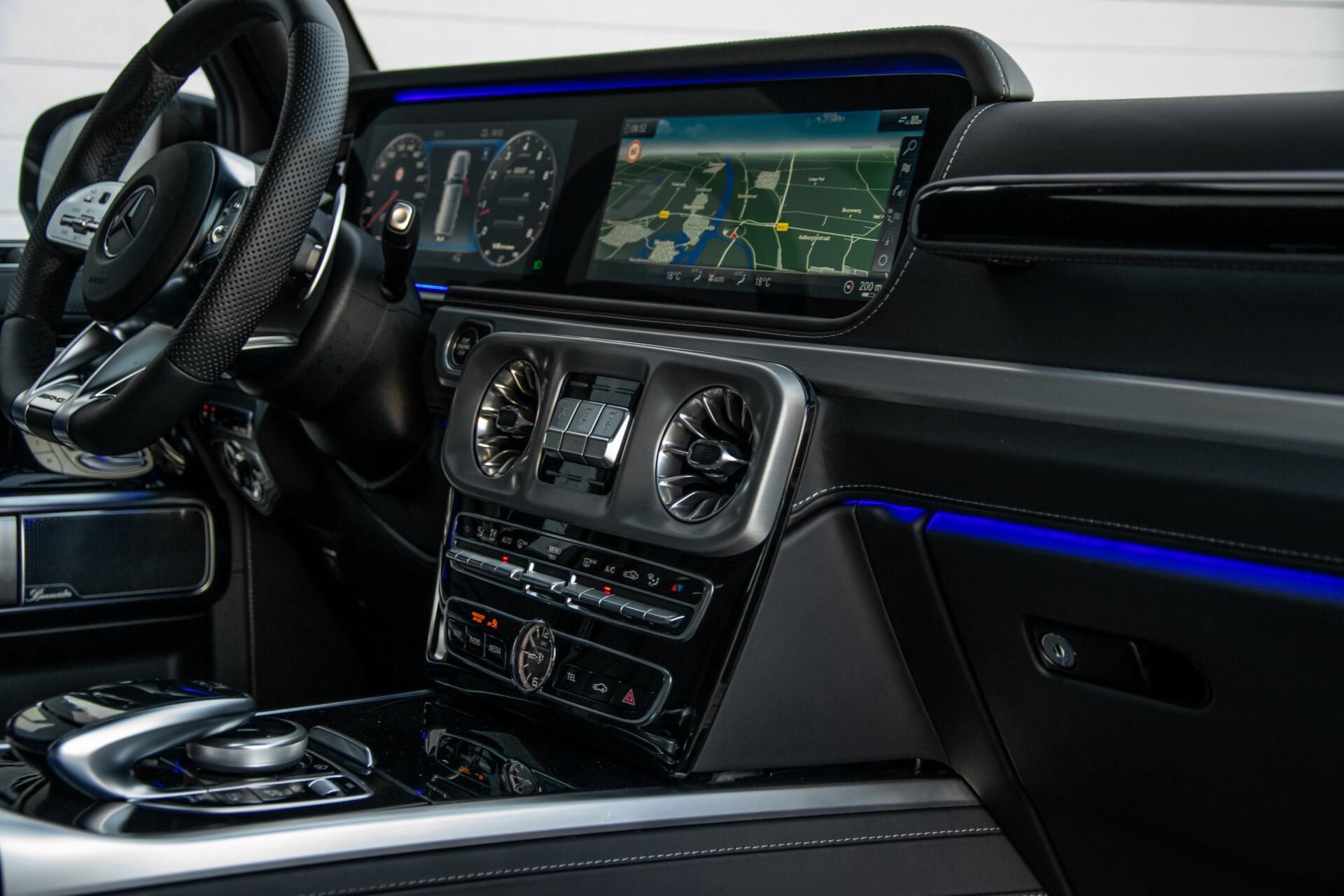 "Mercedes-Benz G-Klasse 63 AMG Night/Designo/Adaptive Cruise/Burmester/22""/Trekhaak/Massage/Exclusive Aut9 Foto 37"